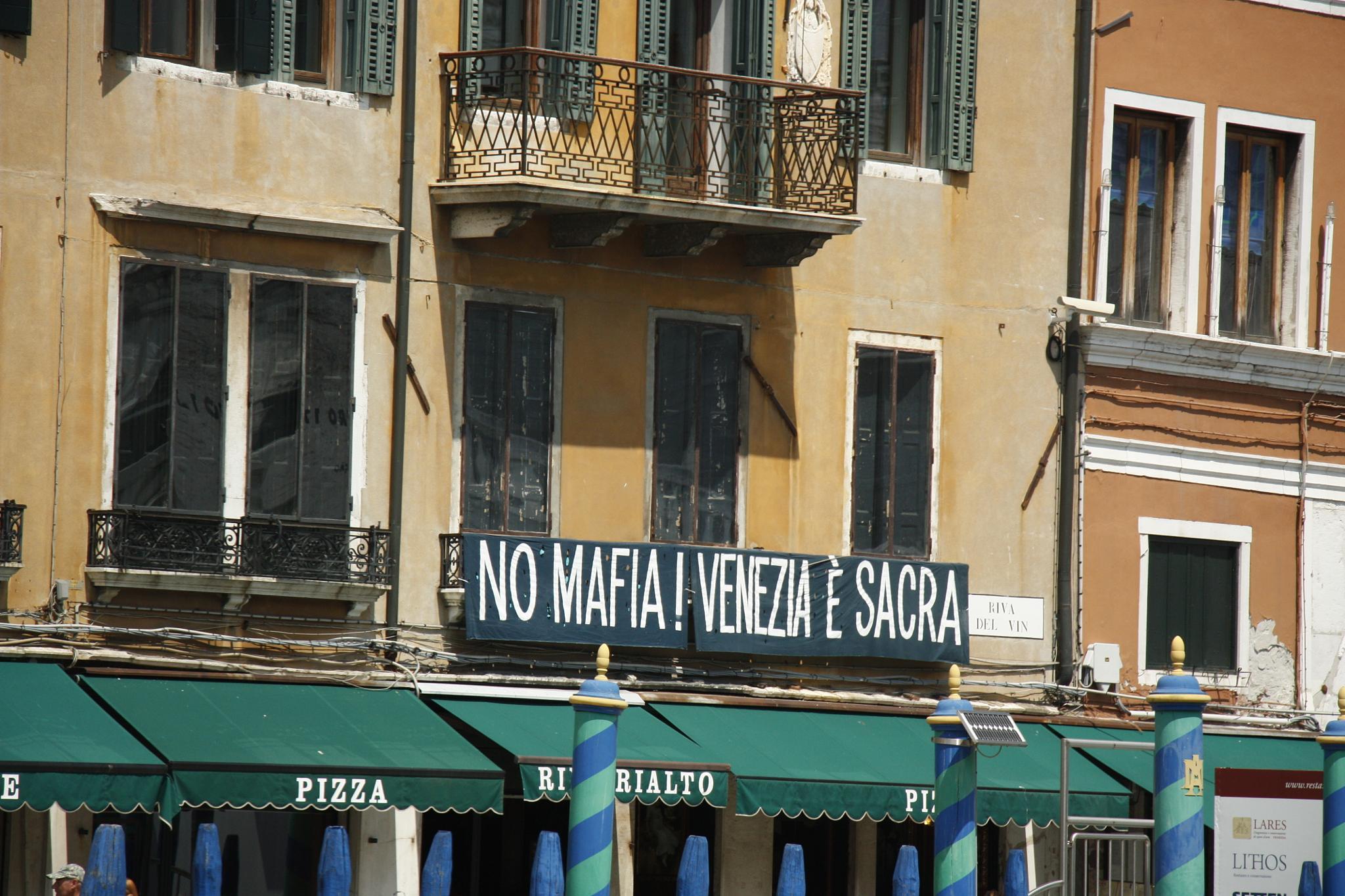 ITALIA, VENEZIA ...NO MAFIA... ... ... by Paulus5301