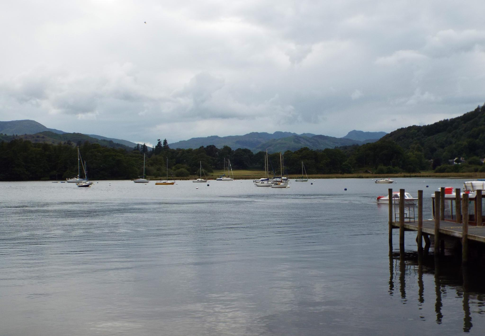 lake windermere by julie