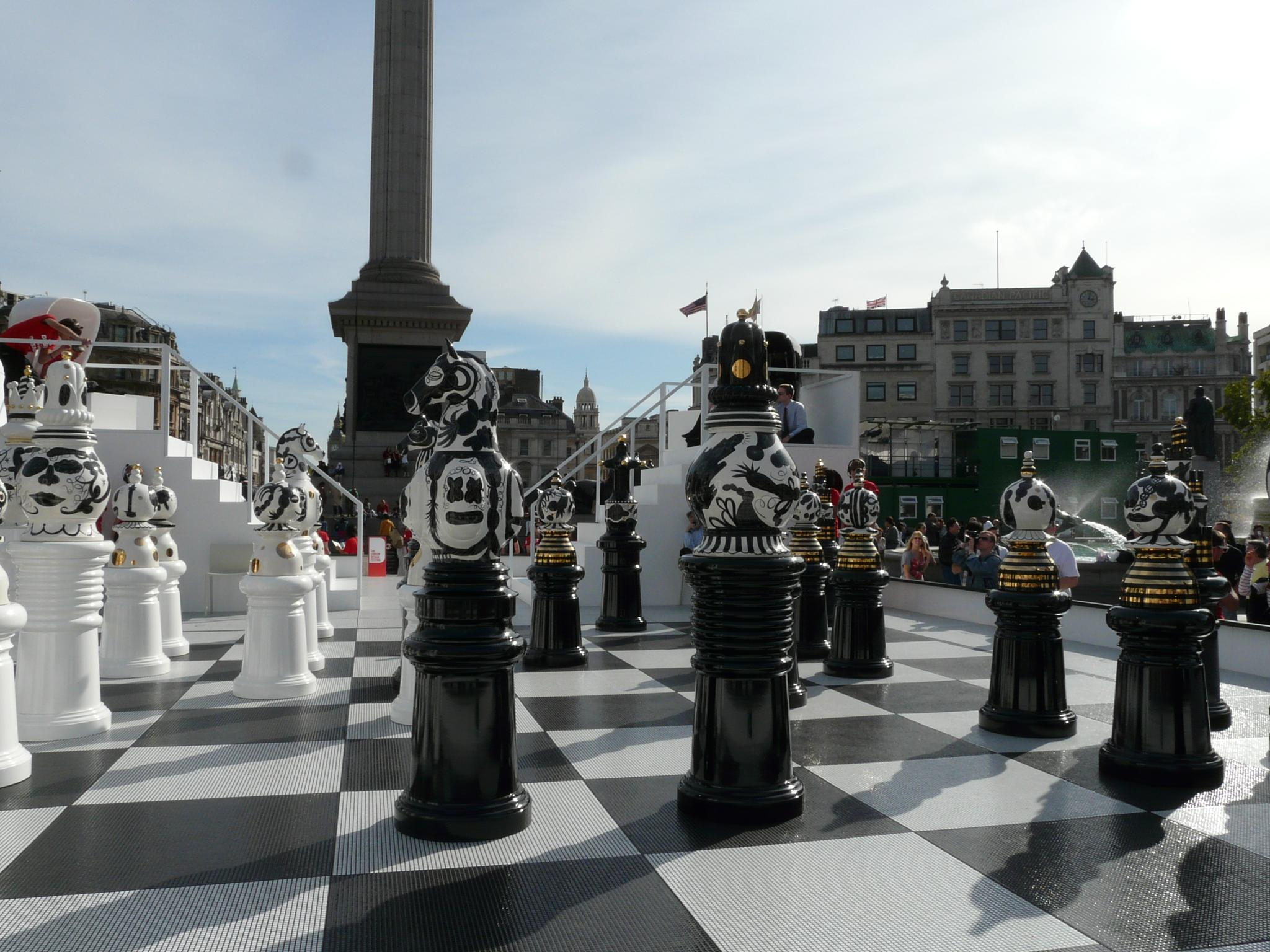 Let's play chess by floyd74