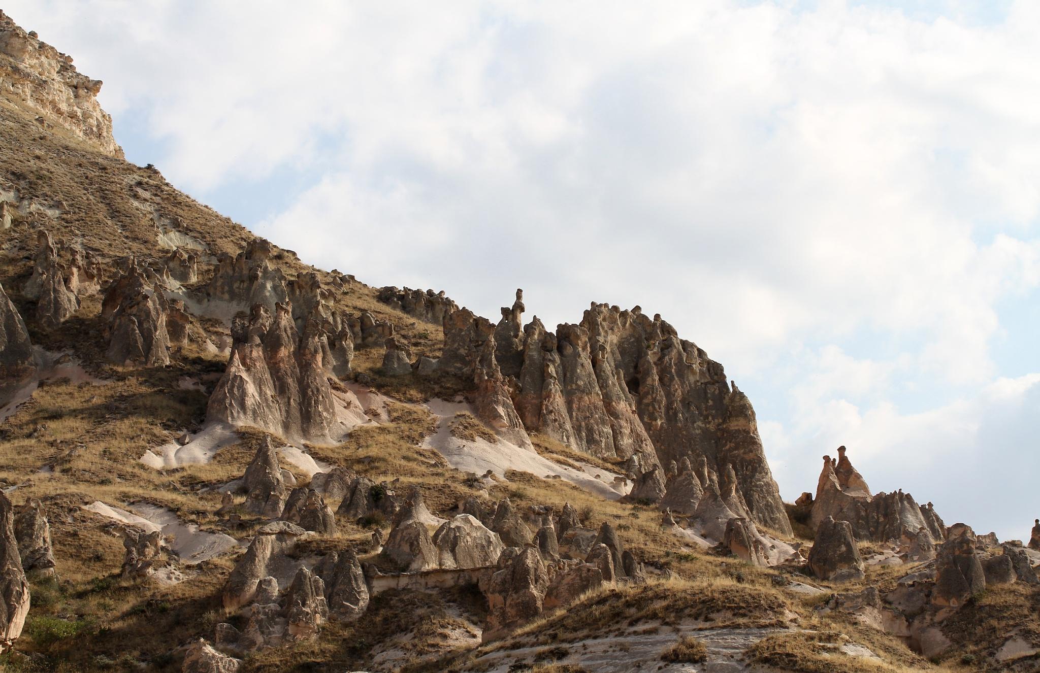 Cappadocia by Liliya Gianelli