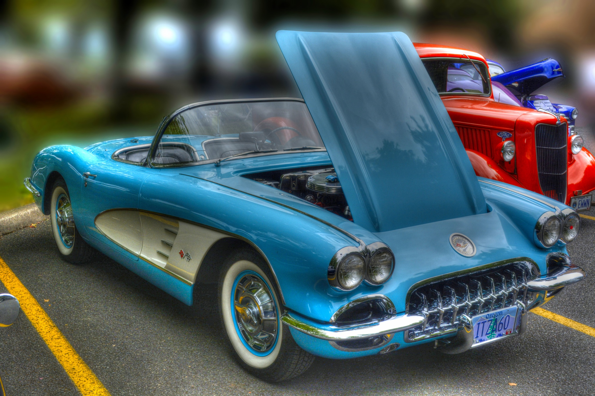 Corvette 1960 by pscottwong