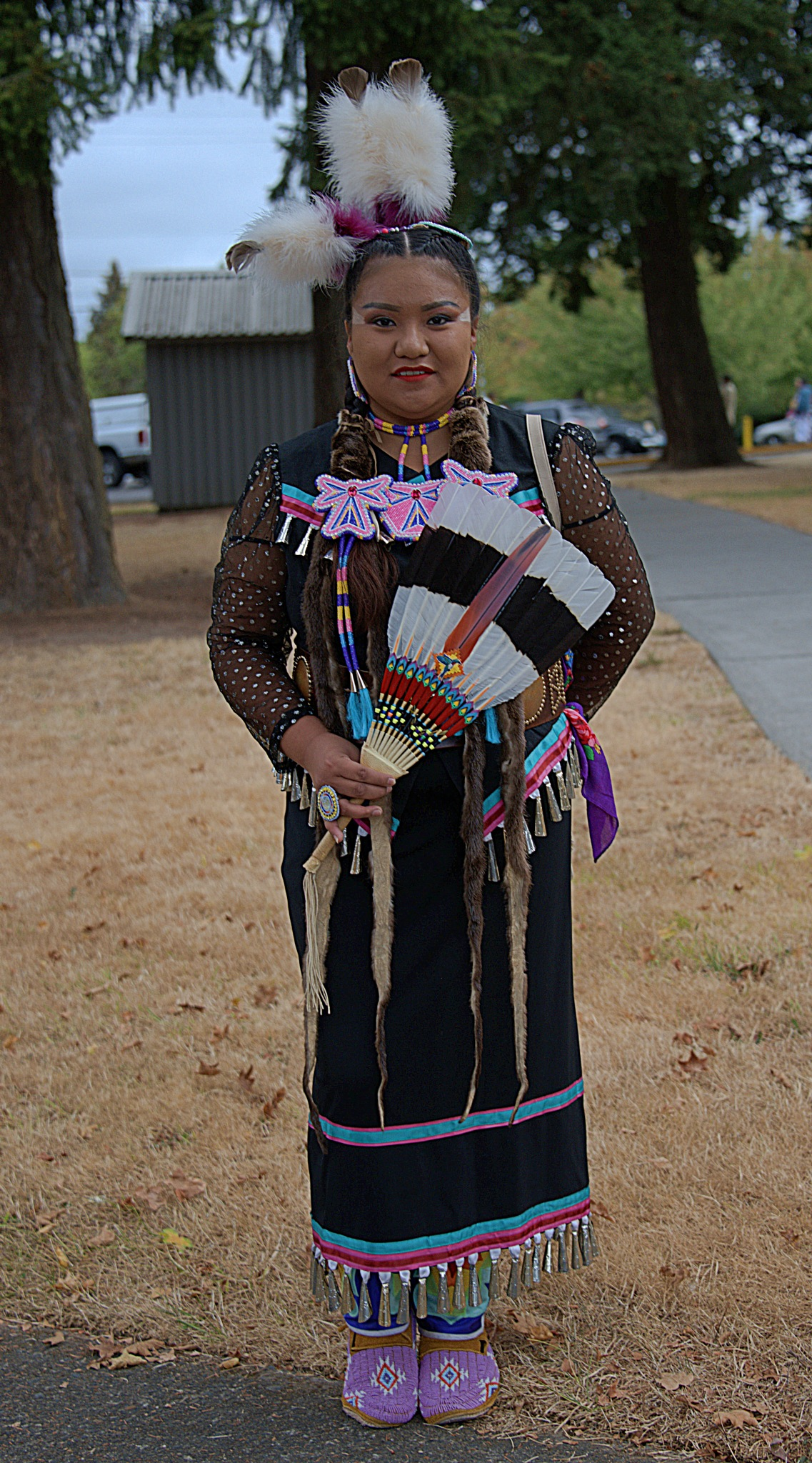 West Coast Native American by pscottwong