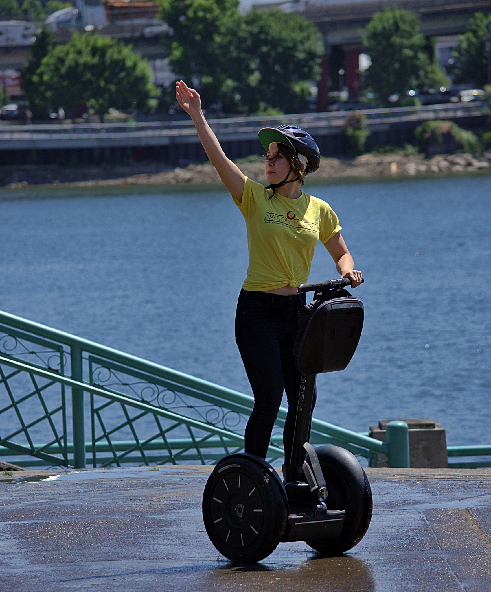 Segway Tour Guide by pscottwong