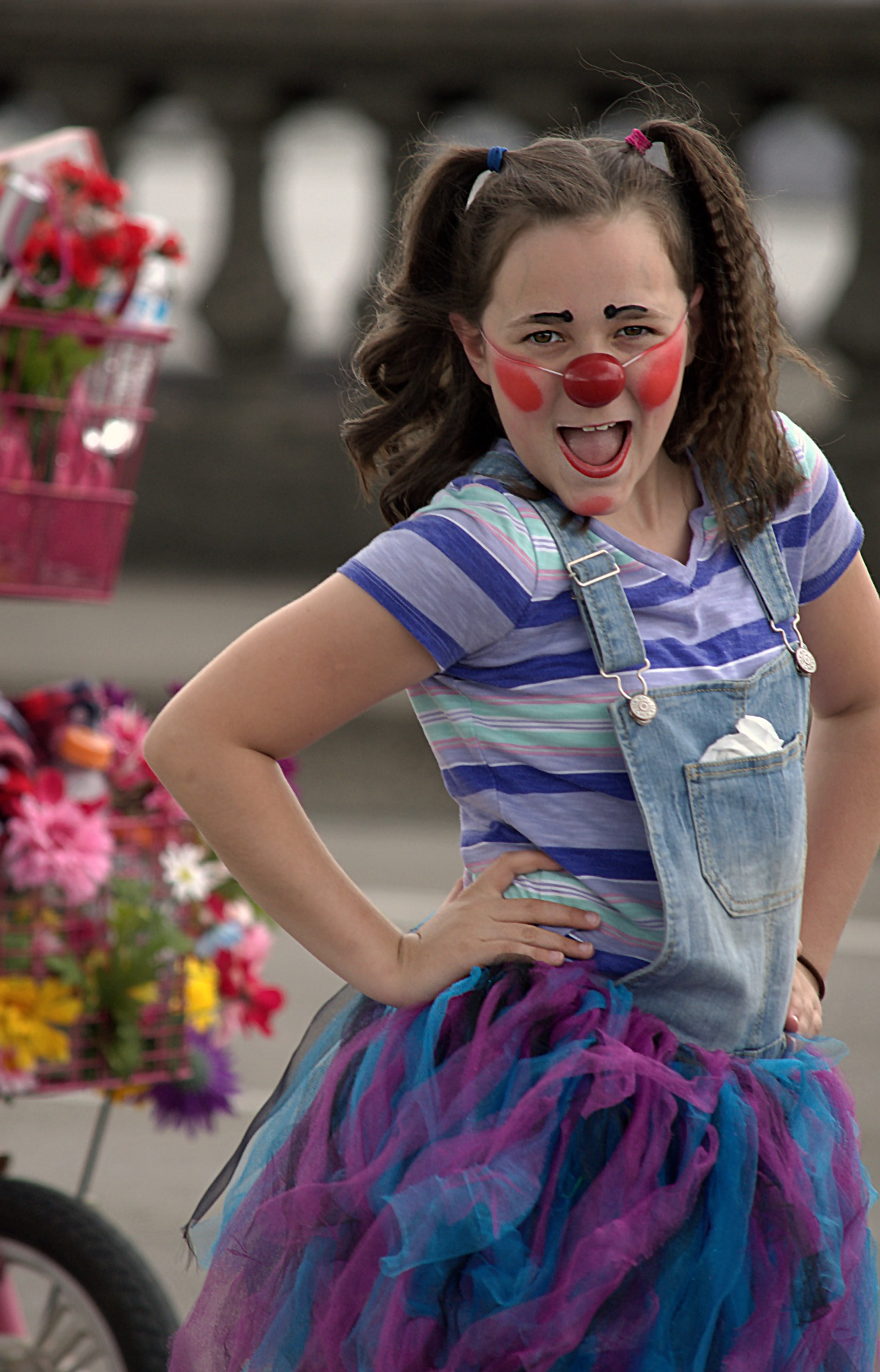 Clowning Around by pscottwong