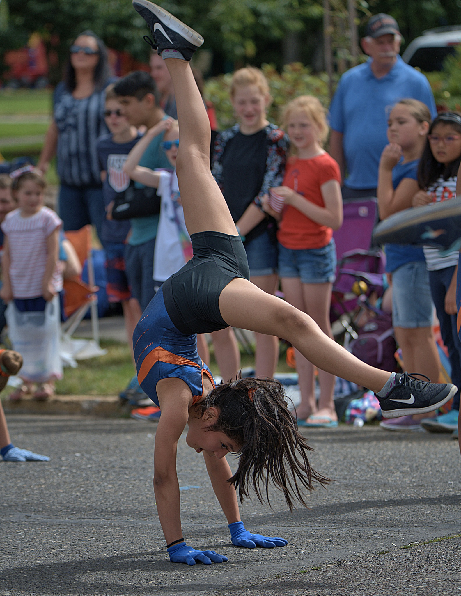 Gymnastic Talent  by pscottwong