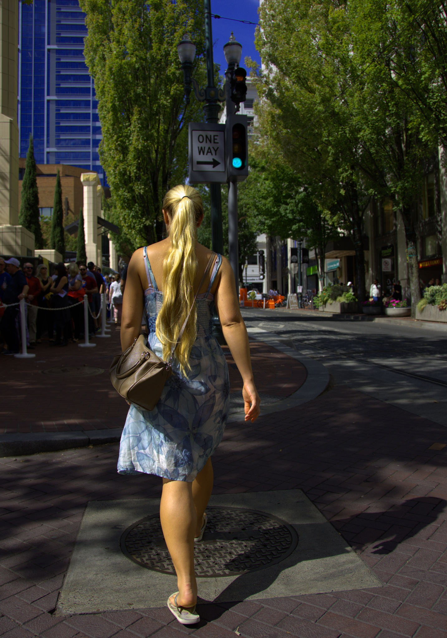 Crosswalk by pscottwong