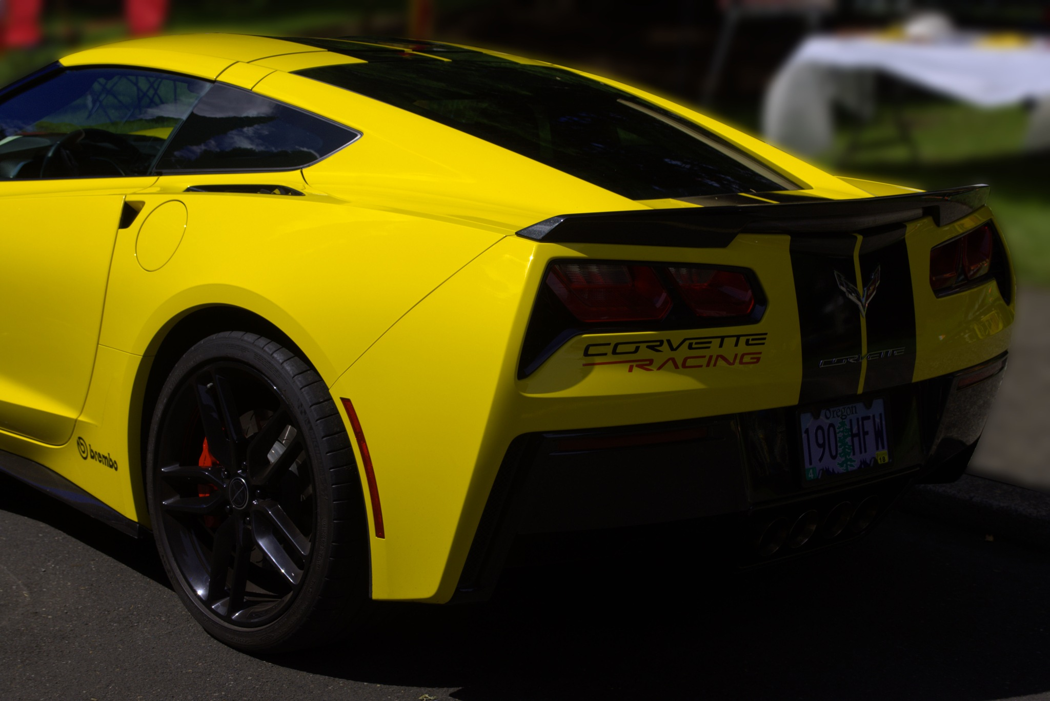 Corvette Racing by pscottwong