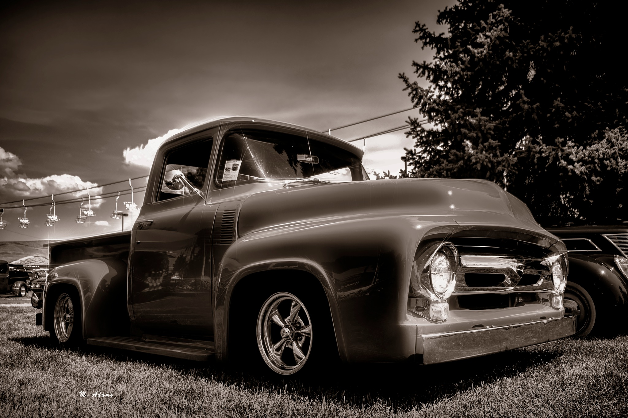 Ford F-100 by Mike Adams