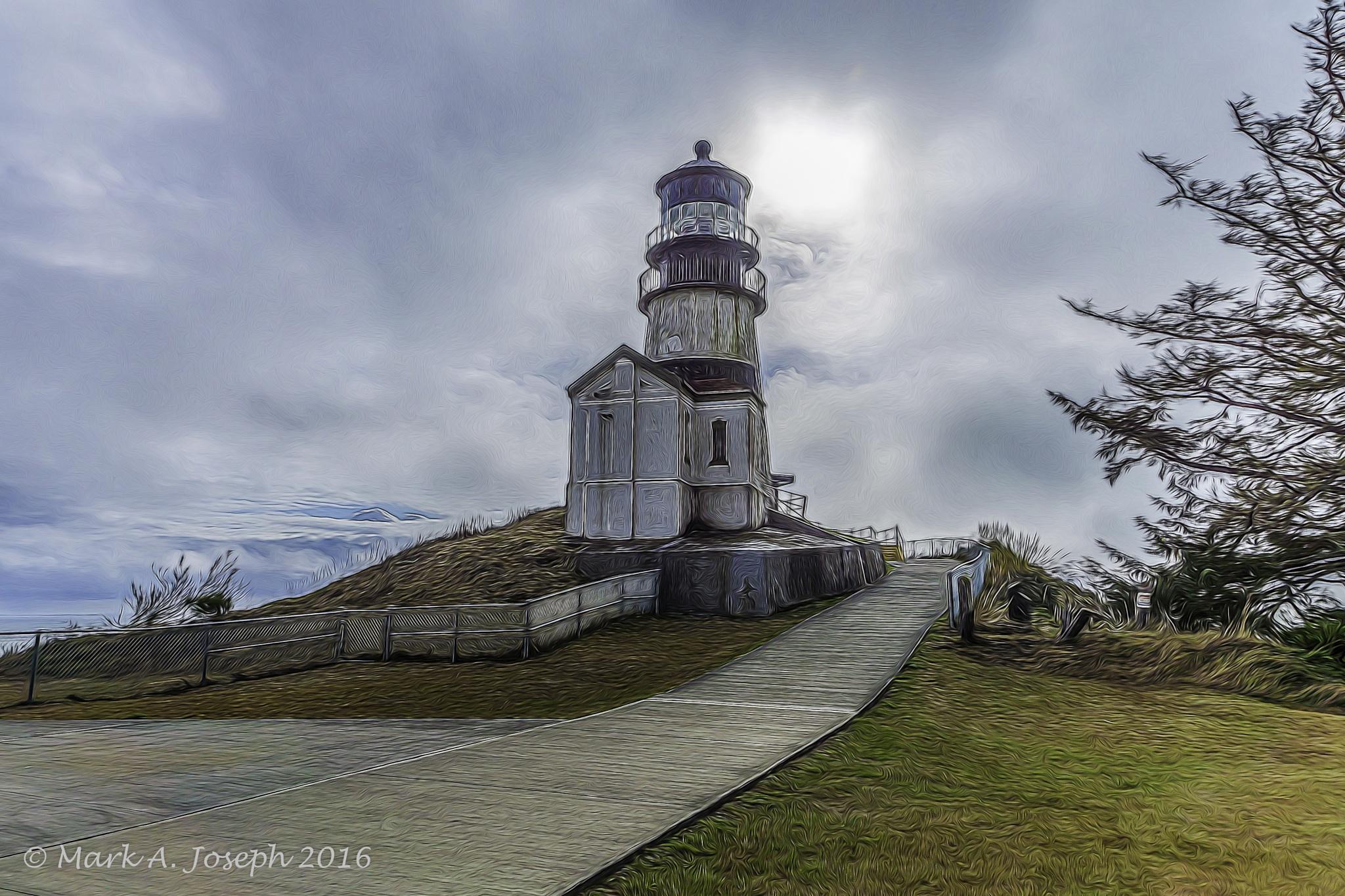 Lighthouse by Mark Joseph