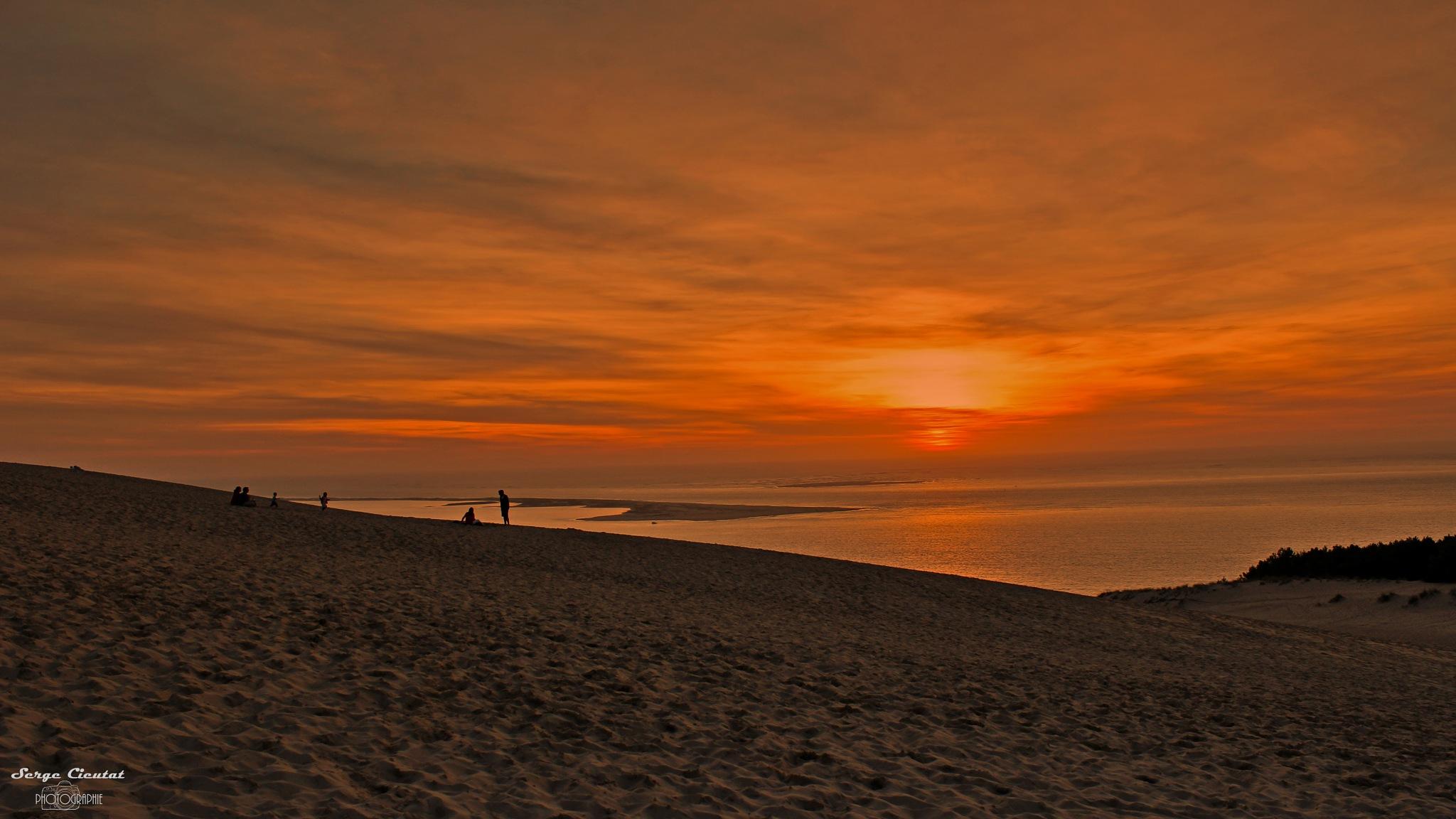 dune du Pilat by Cieutat serge