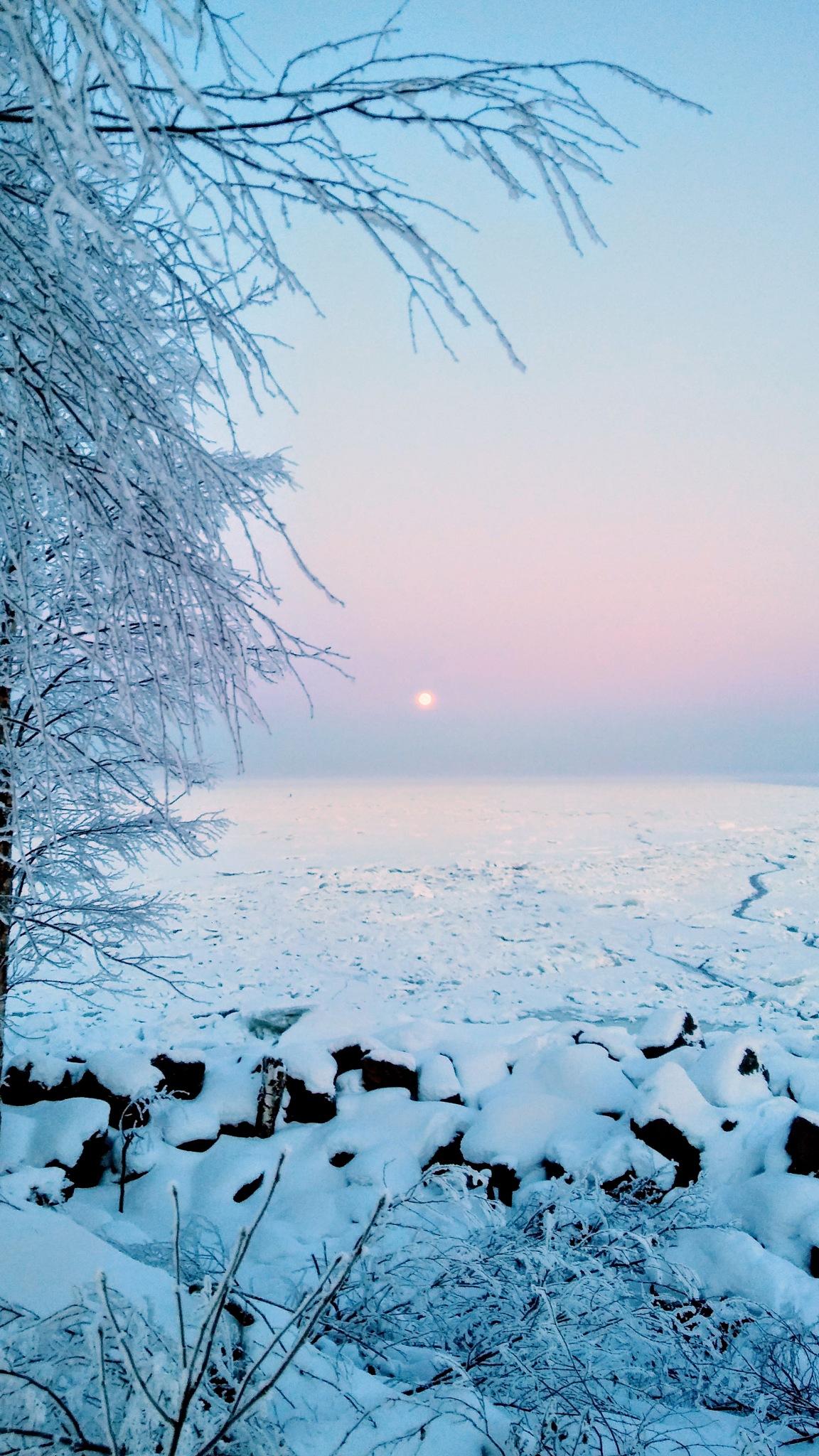 Рассвет. by pavelbatranov