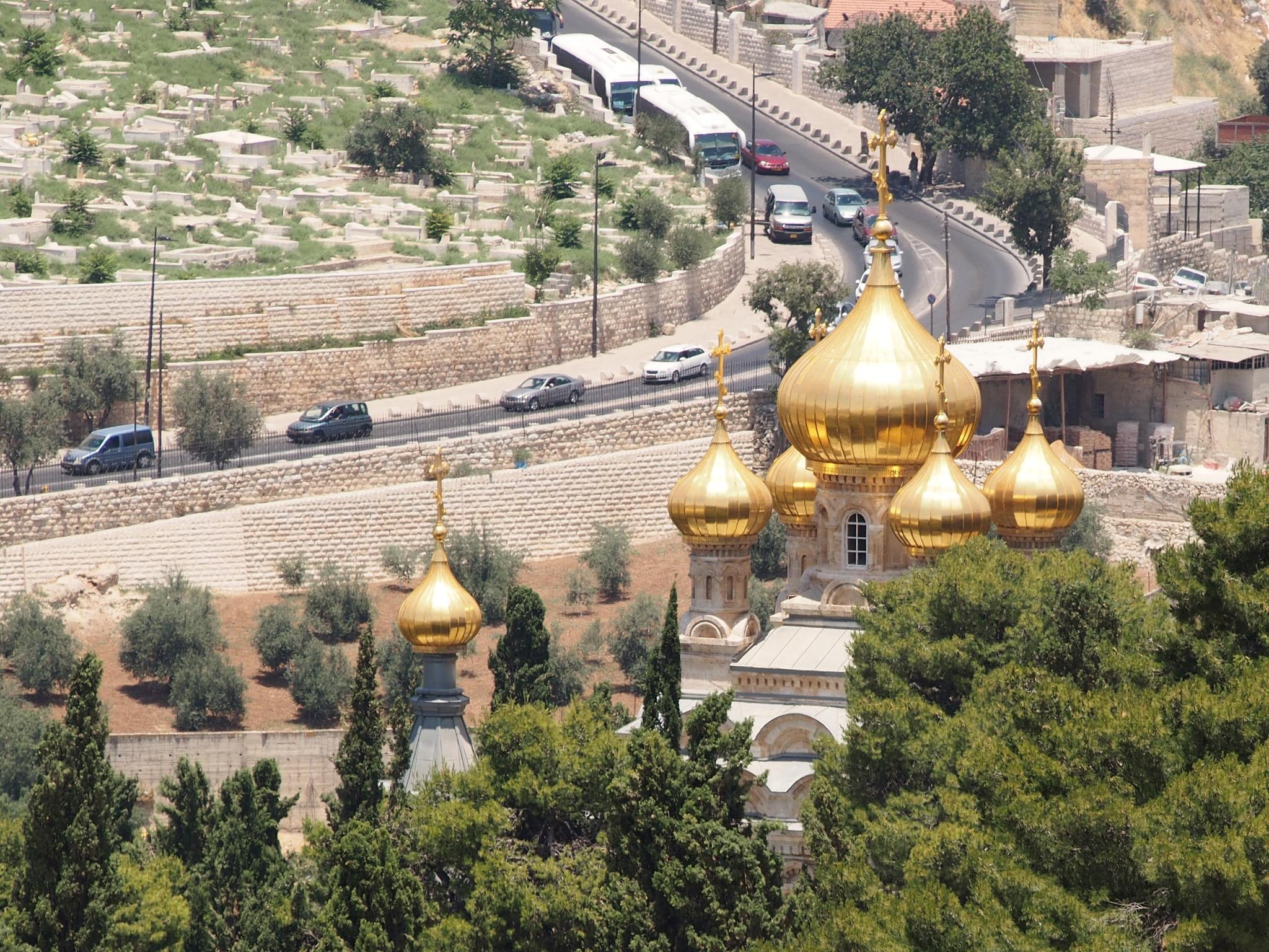 Jerusalem by jojo500