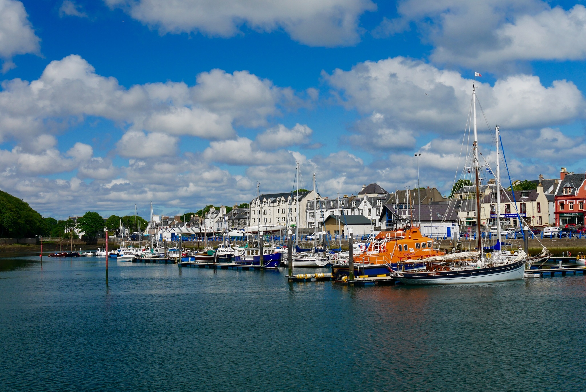 Sy marina by GeorgeABooth