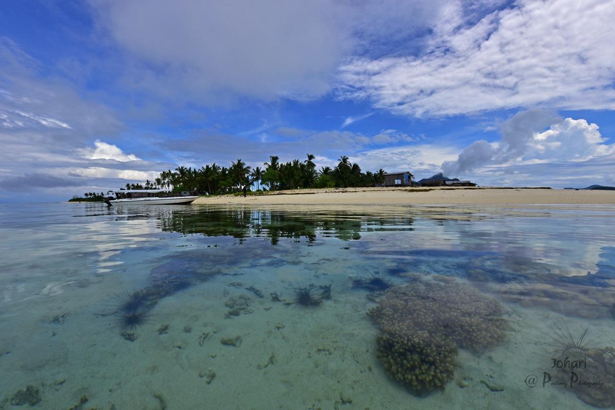 Maiga Island  by Paklang
