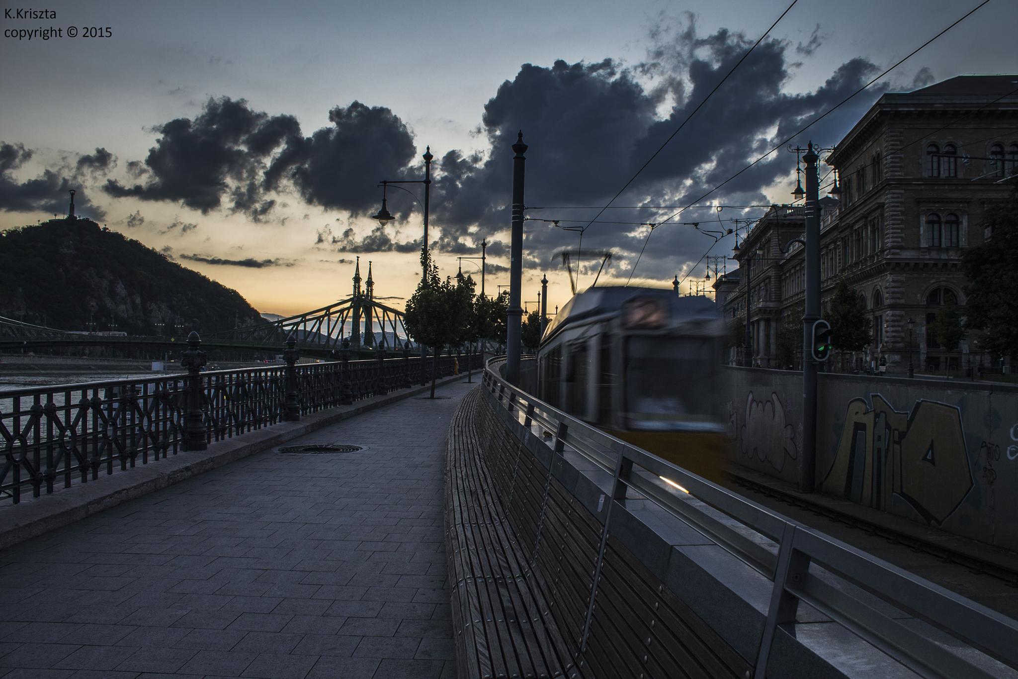 When the sun goes down by Koczka Kriszta
