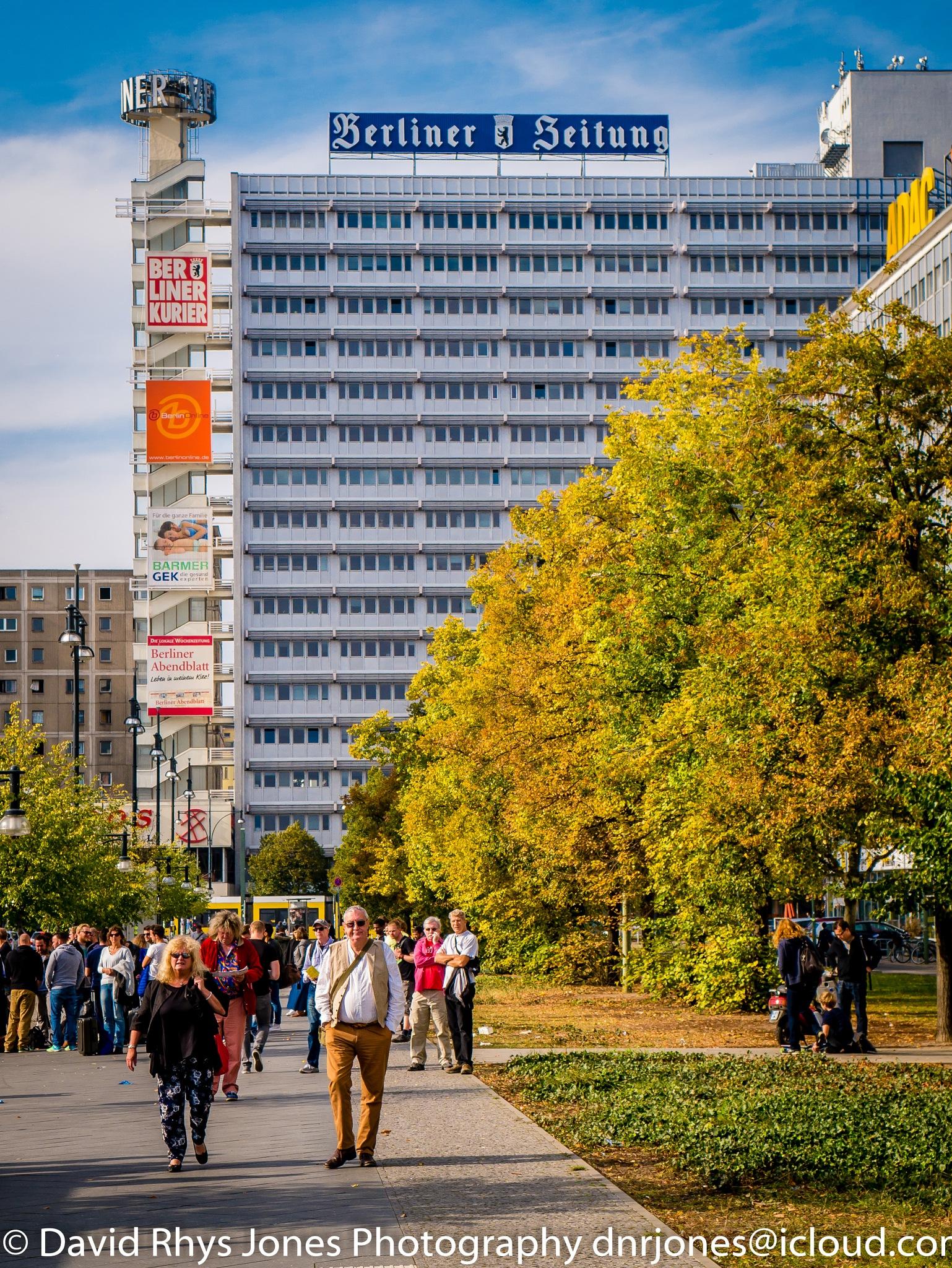 Berlin in the sun by DRJonsey