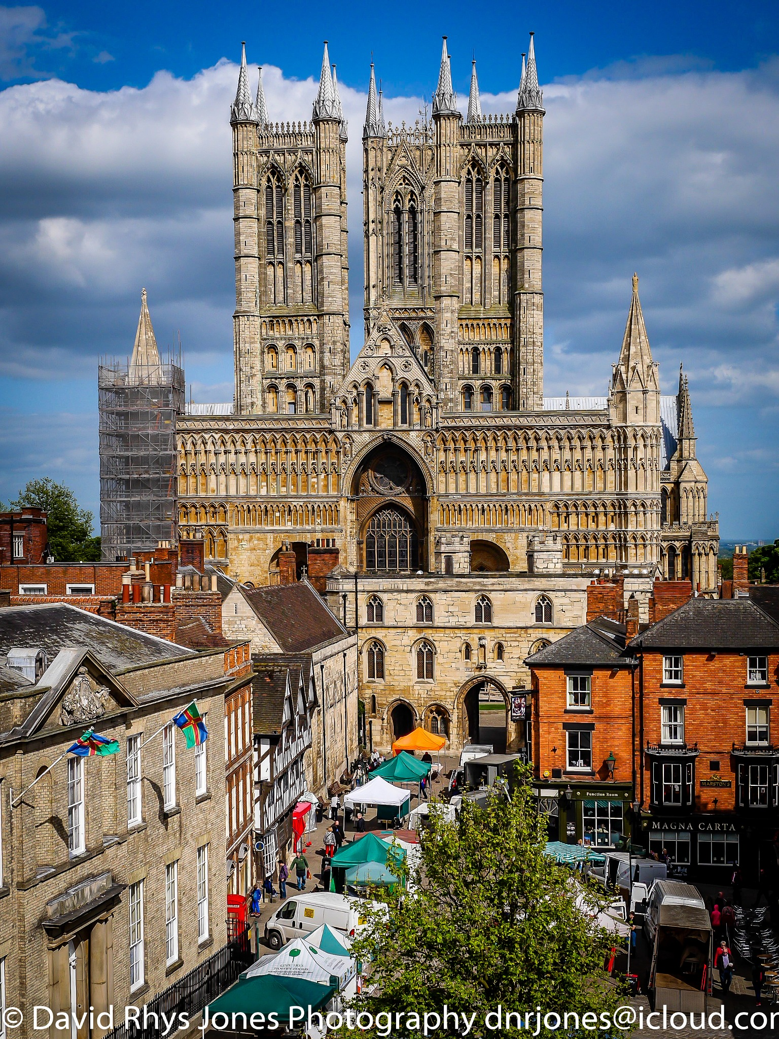 Lincoln Cathedral by DRJonsey