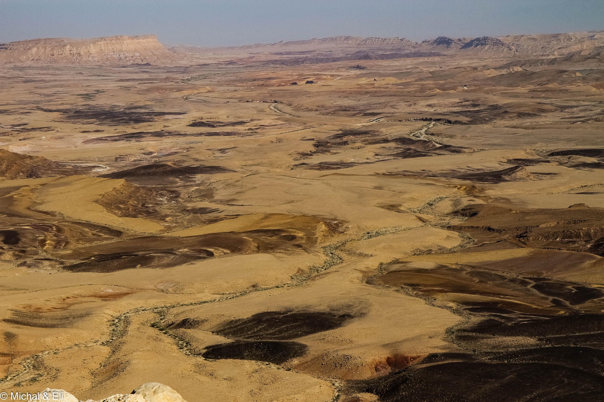 Ramon Desert  by mieymay