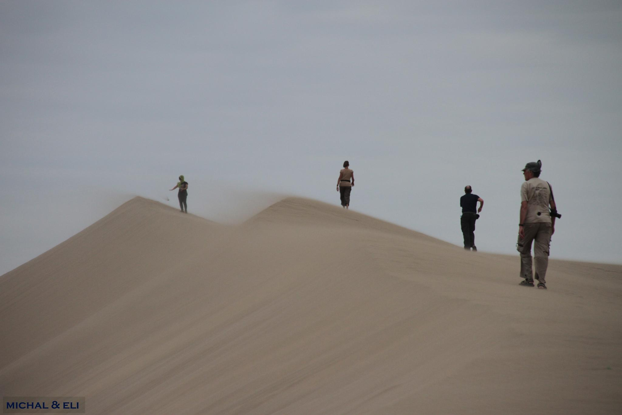 Don Juan Dunes... China (west)  by mieymay
