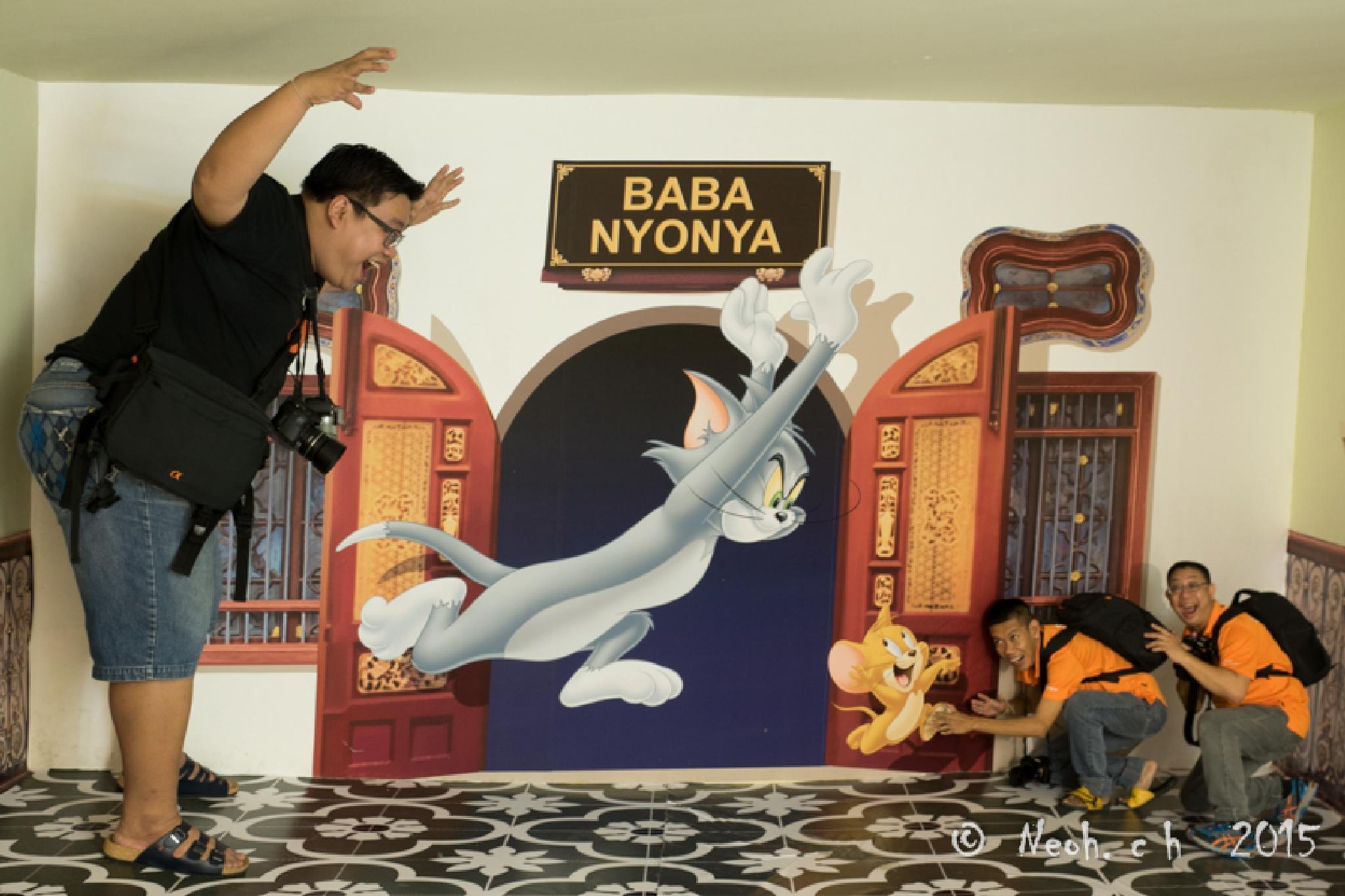 Big Baba by neohch
