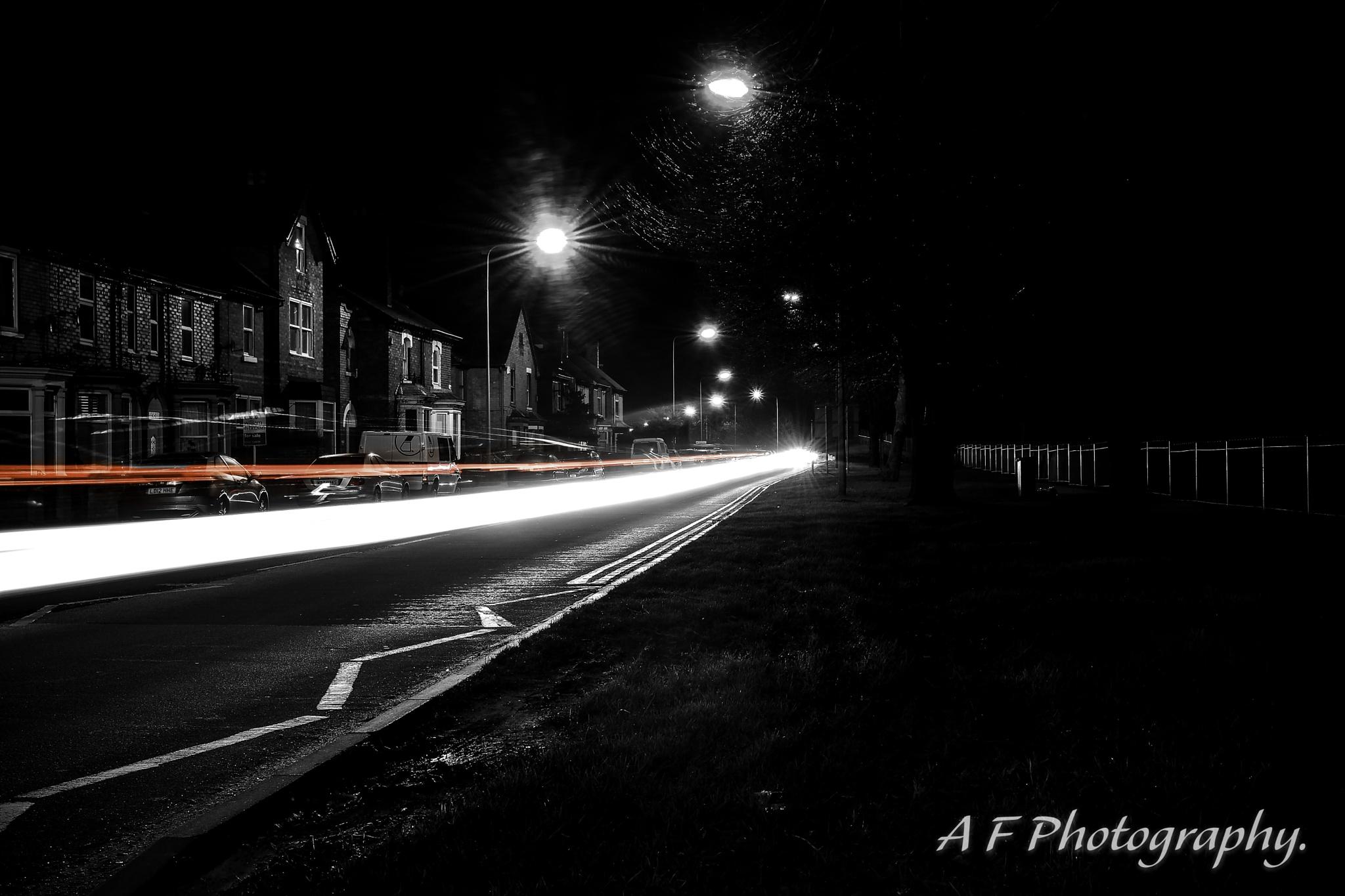 Street Life  by Amy Wagstaff
