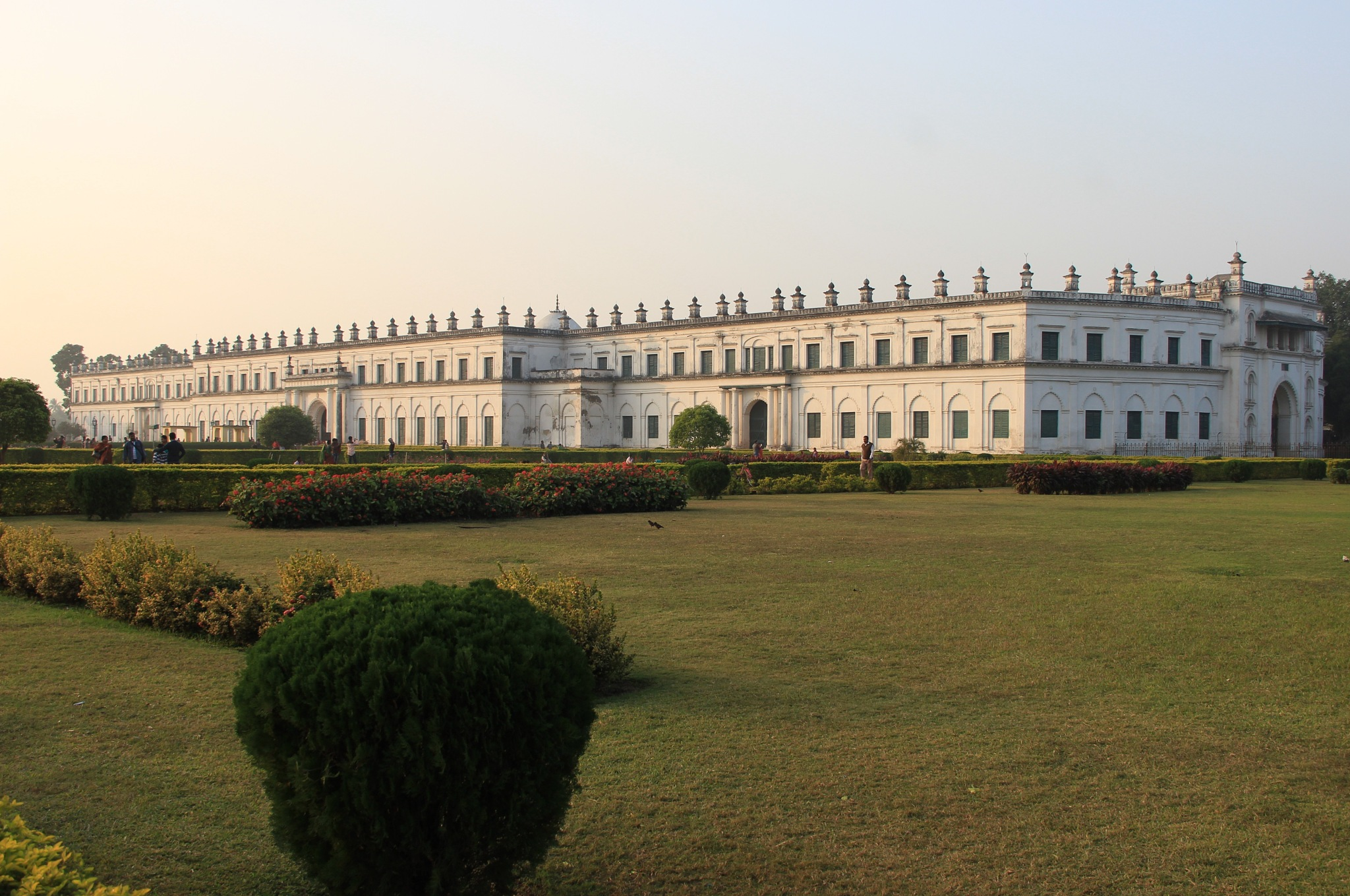 Nizamat Imambara  by surajit
