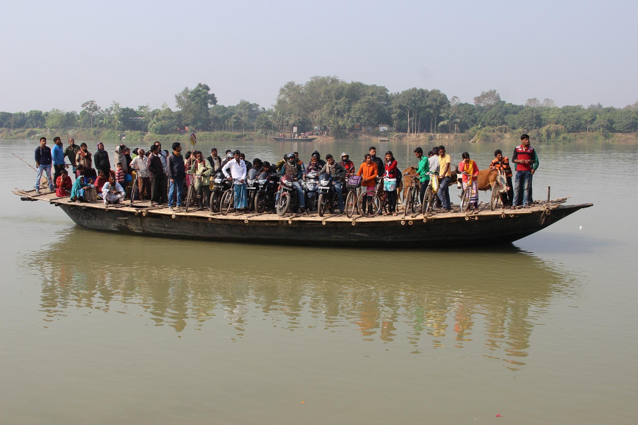 Bridge Too Far by surajit