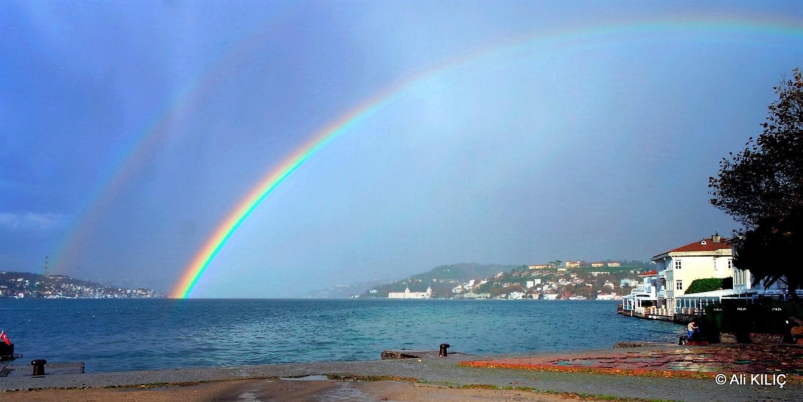 rainbow by Ali KILIÇ