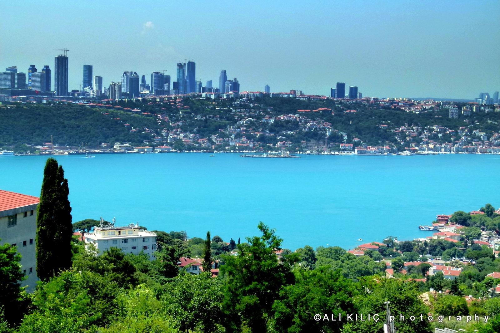 Çengelköy ridge to bosphorus by Ali KILIÇ