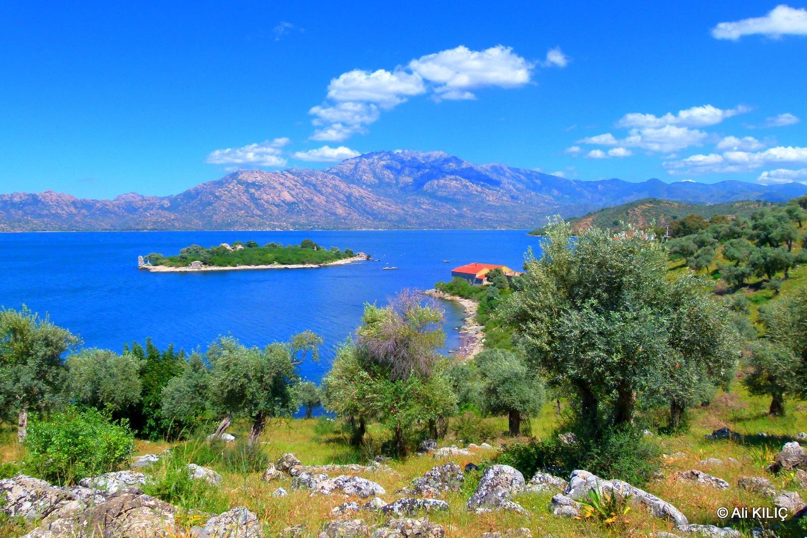 Bafa lake by Ali KILIÇ