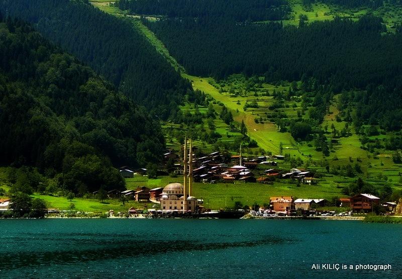 Long Lake by Ali KILIÇ