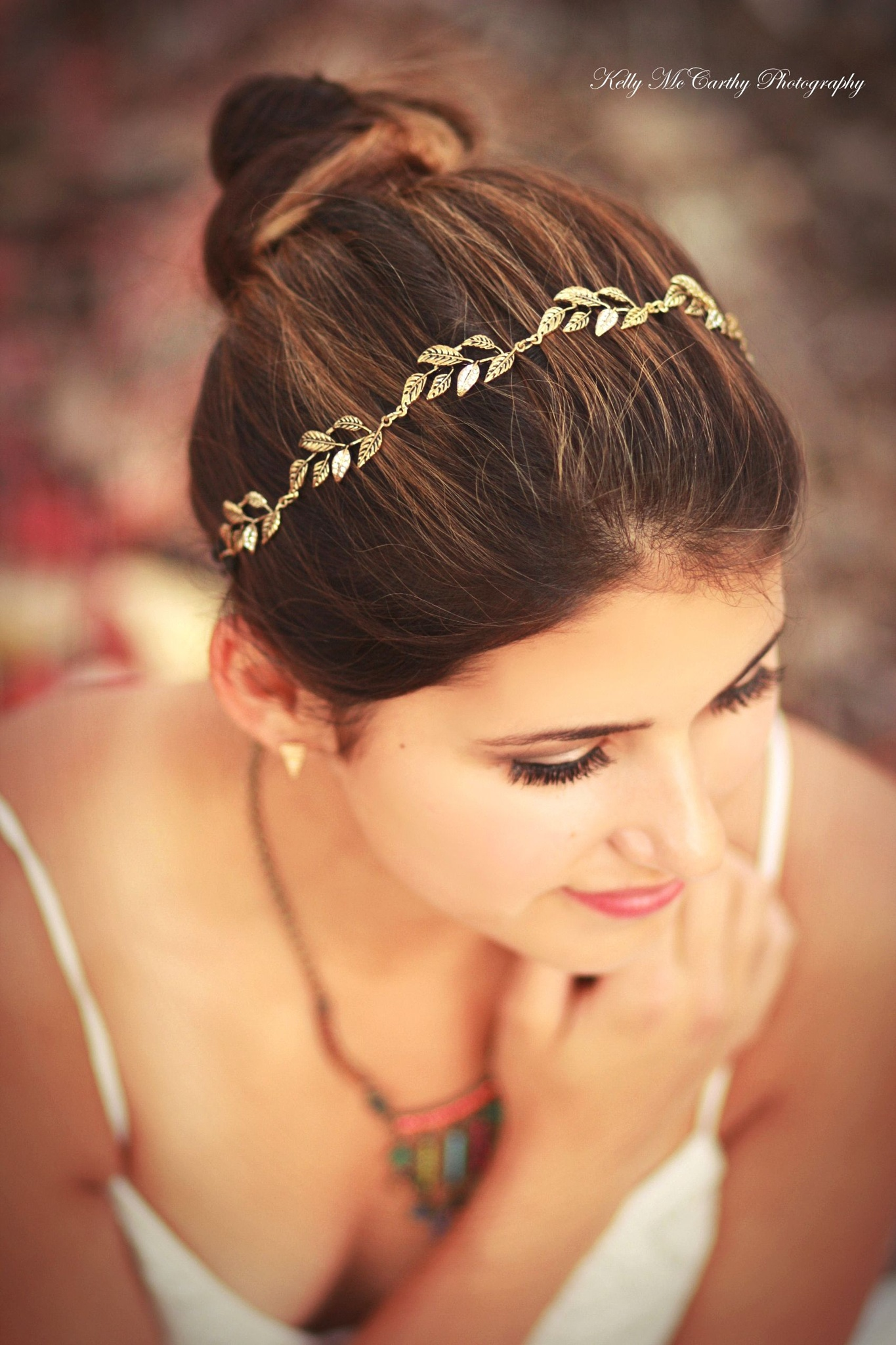 Demeter's Circlet by Kelly McCarthy Photography