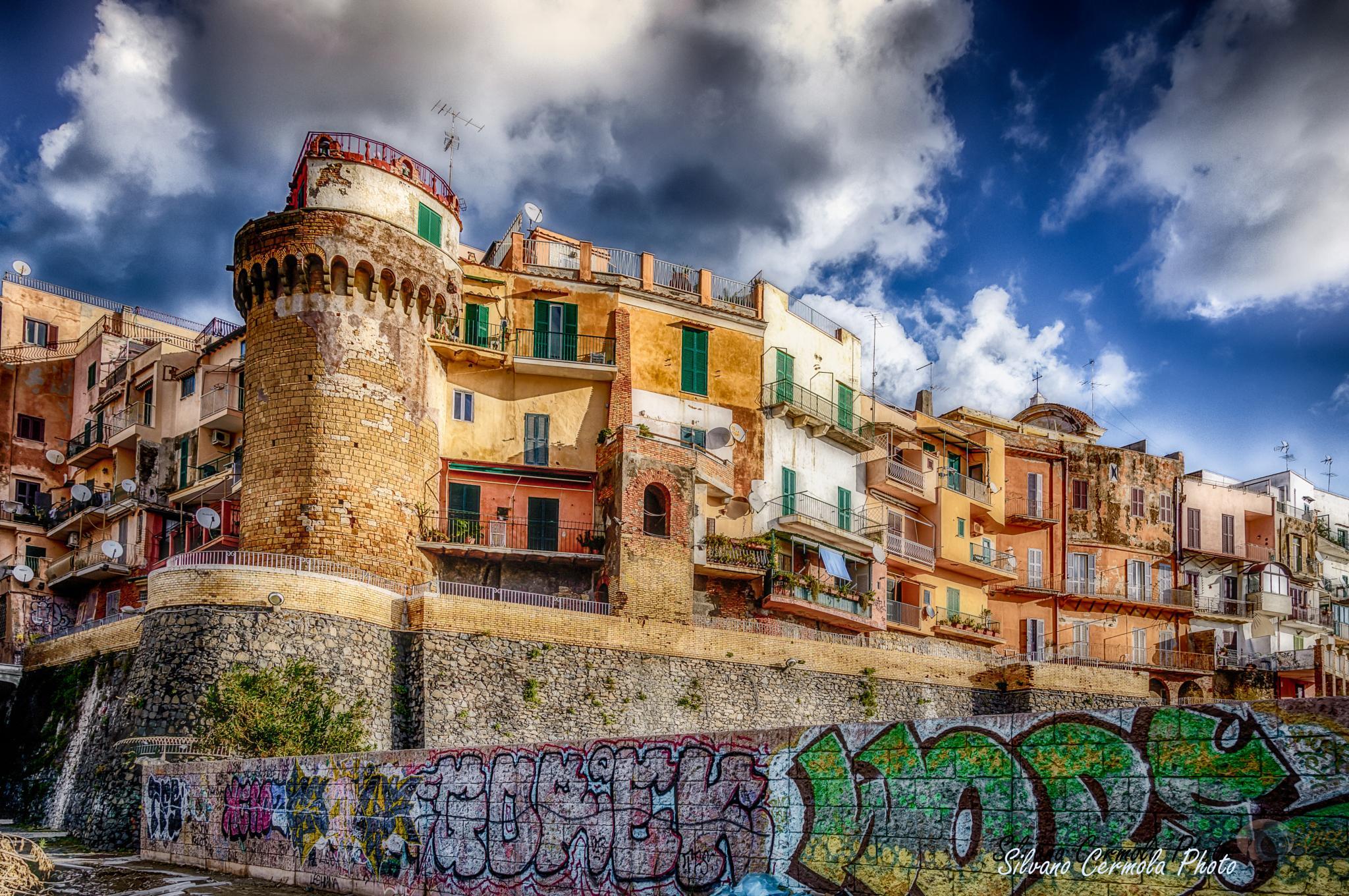 Borgo medievale di Nettuno by Silvano Cermola