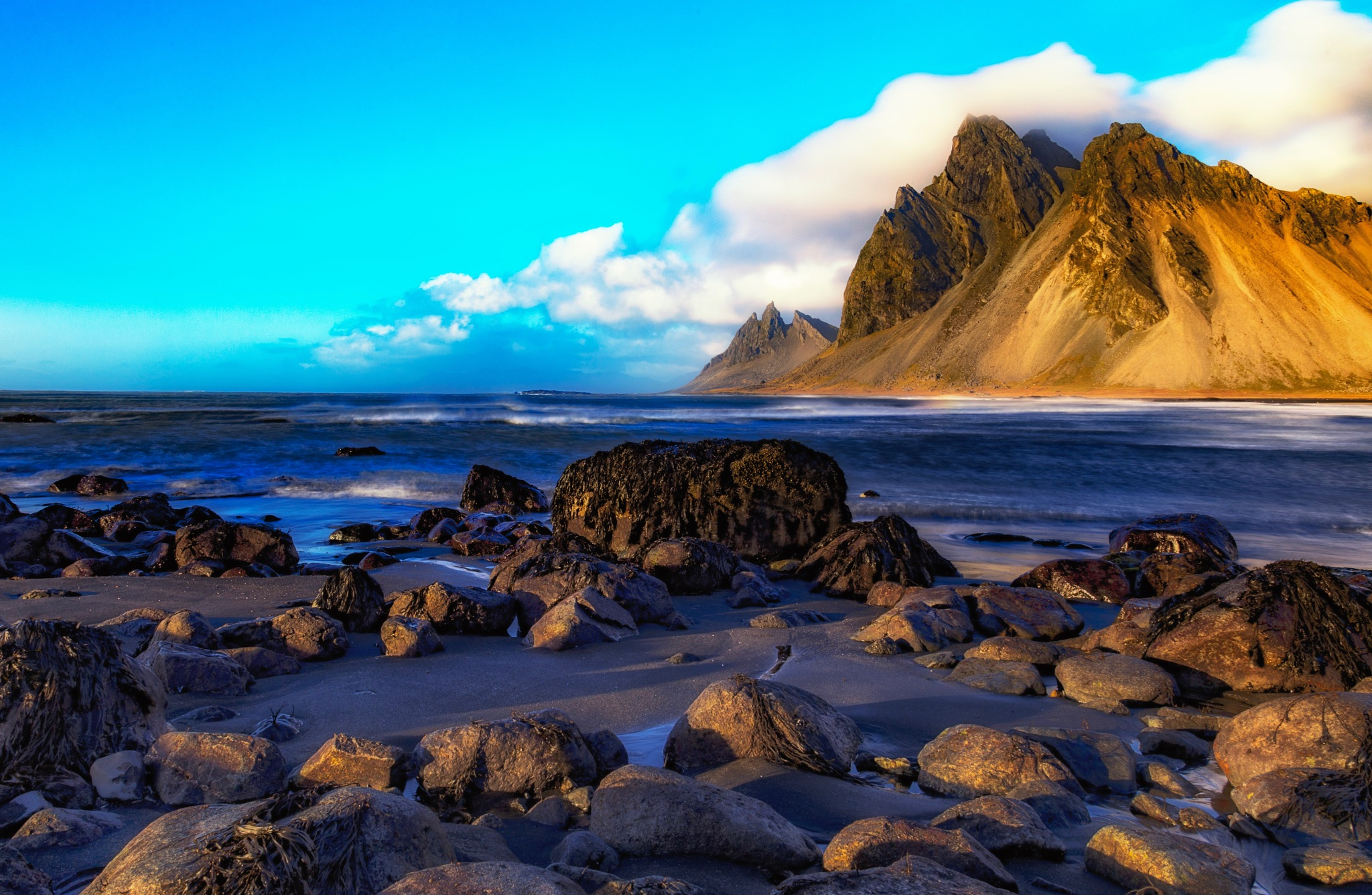 Icelandic Seascape by andré figueiredo