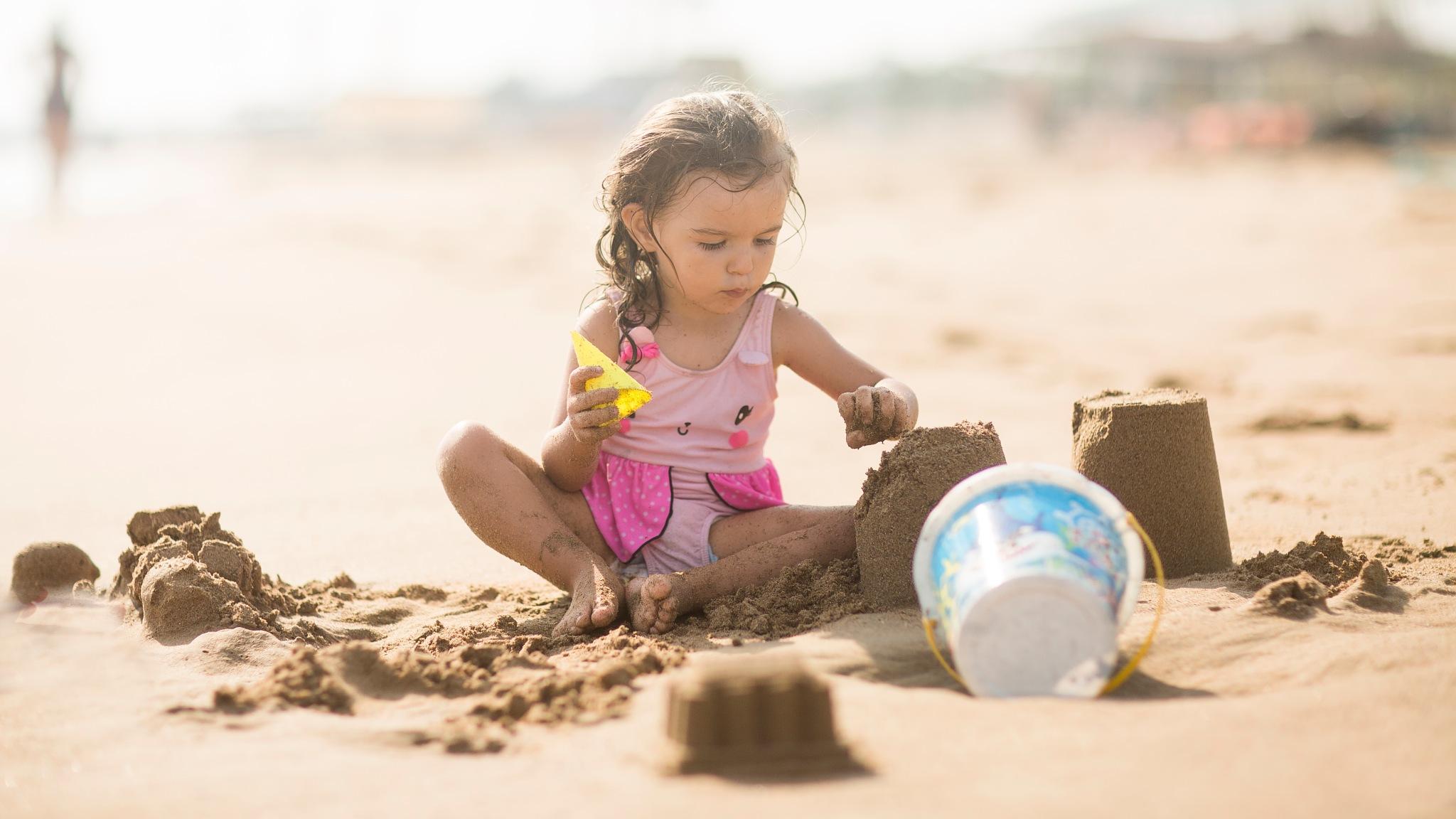 Beach game by serkan_atis