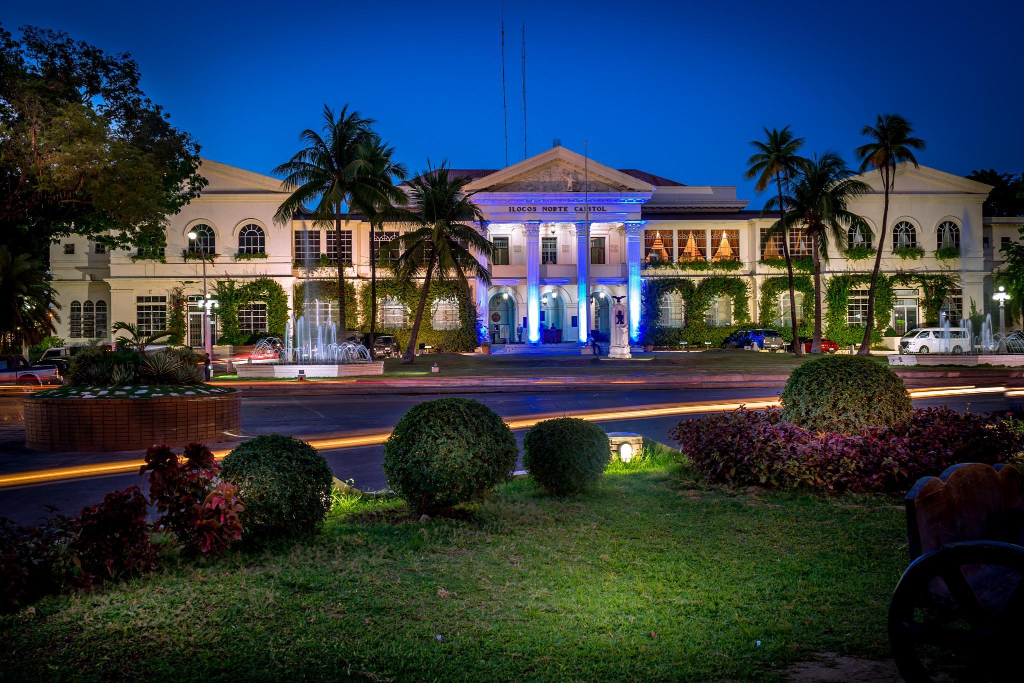 Ilocos Norte Capitol by LakayRudi