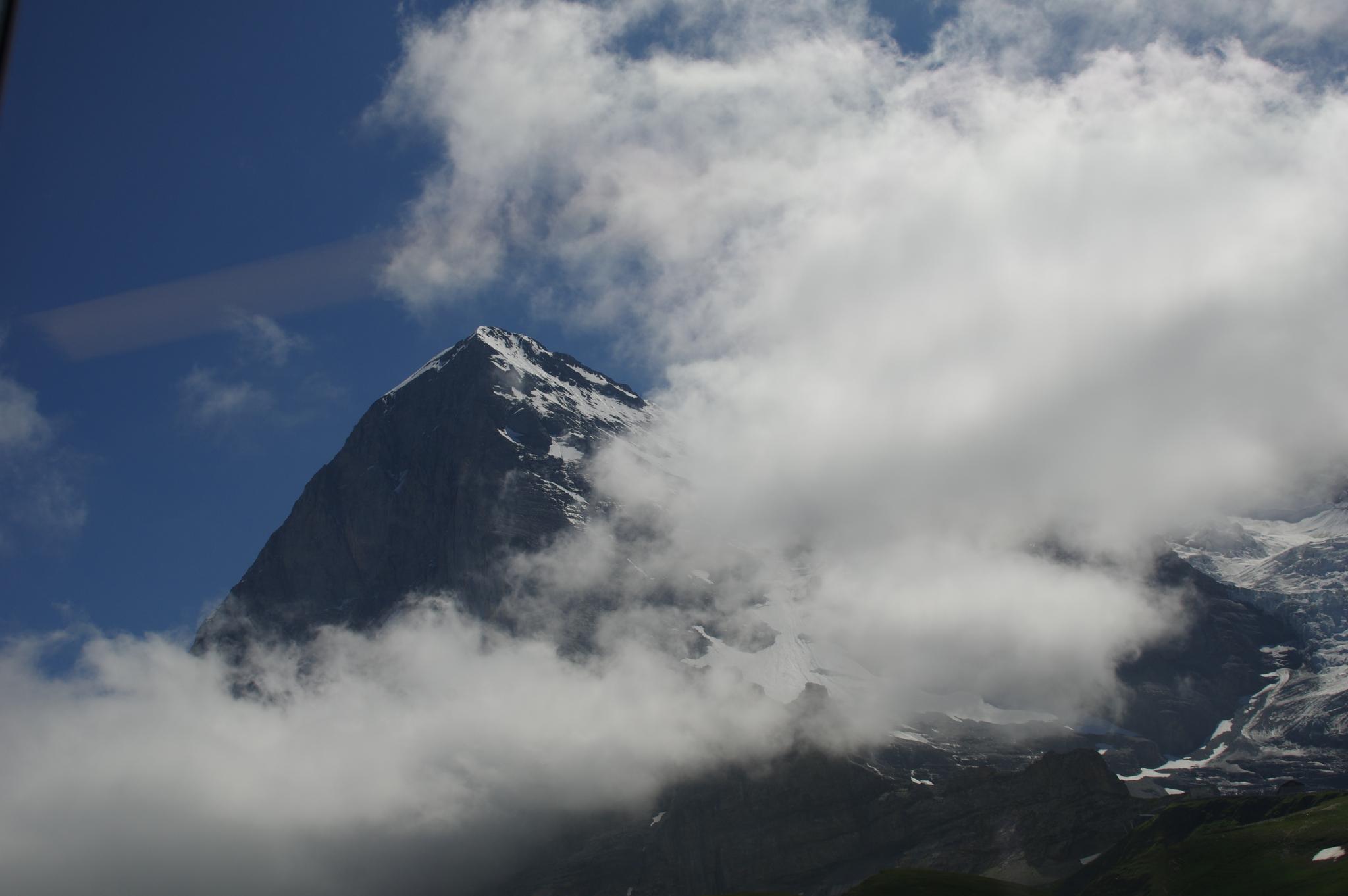 The Eiger by Geoff Munro