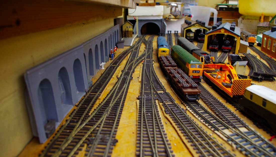 Model Railway Main Station West Junction 30a-19 January  2018 by Owen Smithers