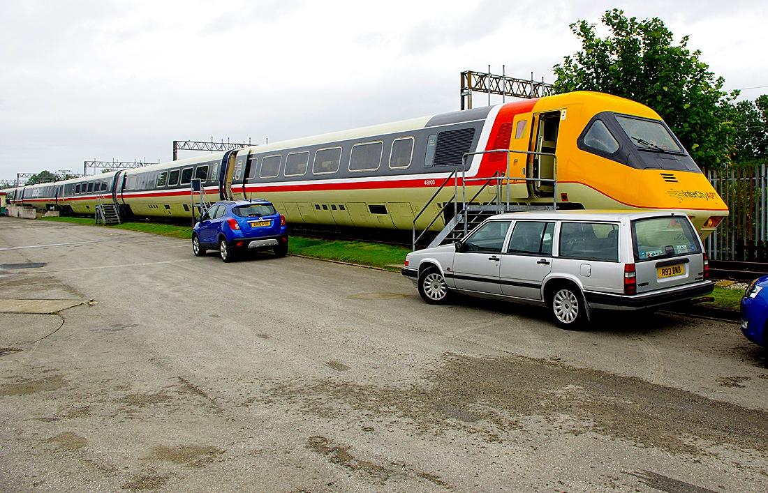 Advanced Passenger Train (APT) 10 September 2017 by Owen Smithers