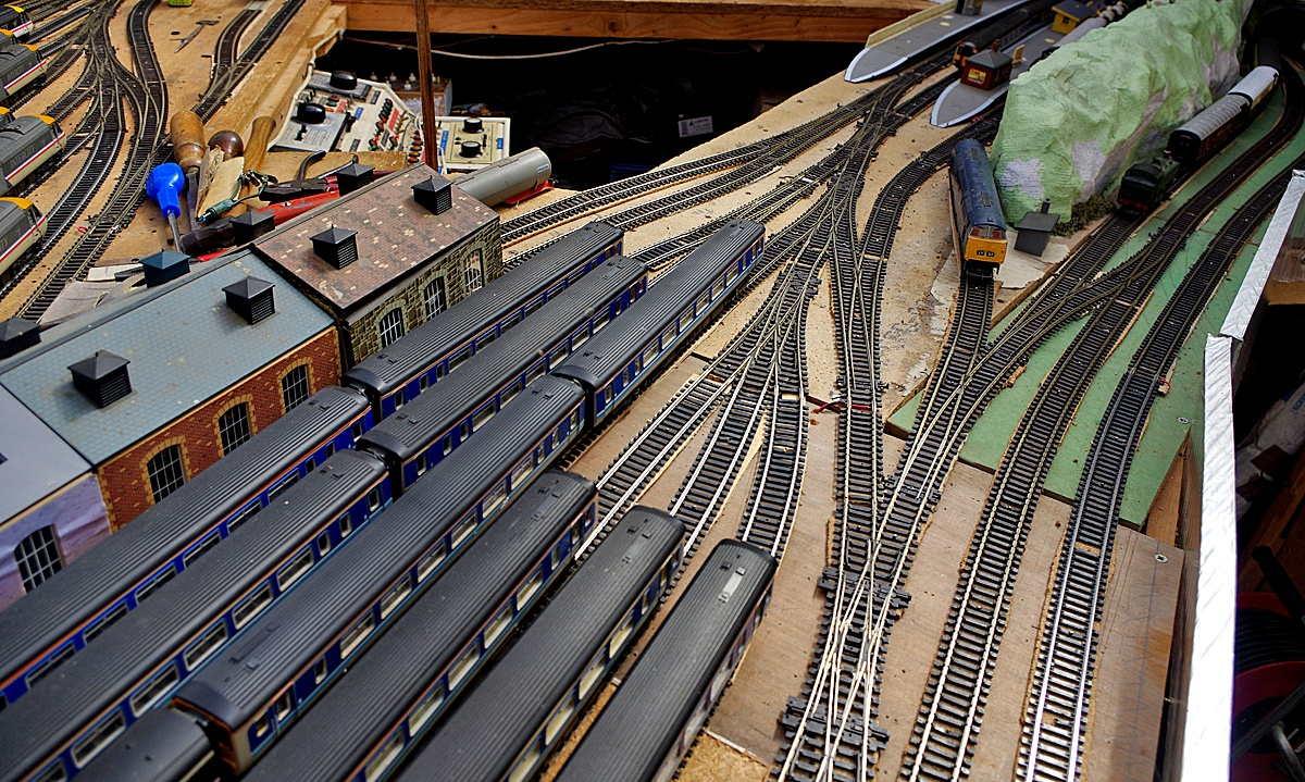 Model Railway Keeble Junction 20-02 May 2016 by Owen Smithers