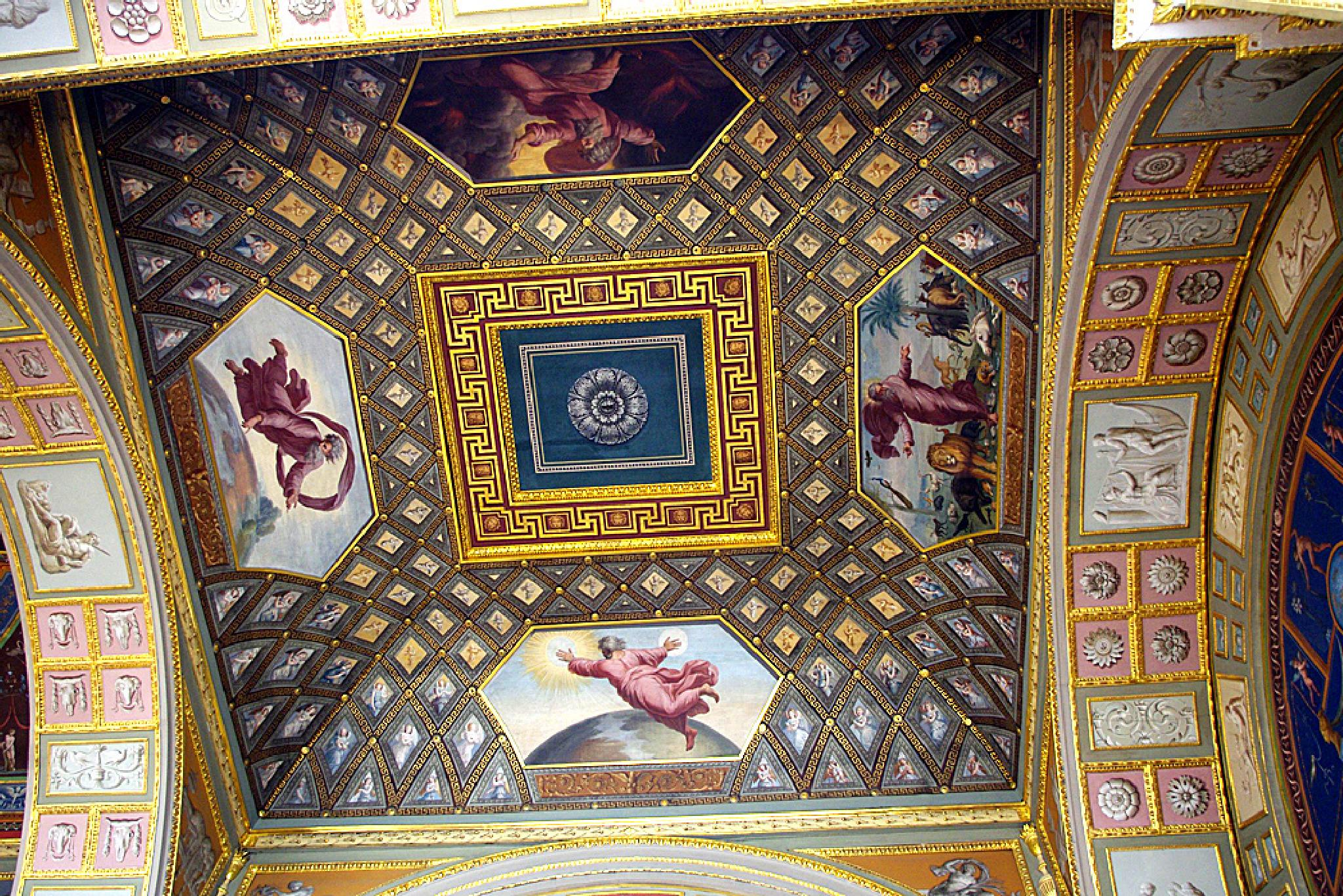 St Petersburg Winter Palace-Hermitage Museum 18-20 July 2015 by Owen Smithers