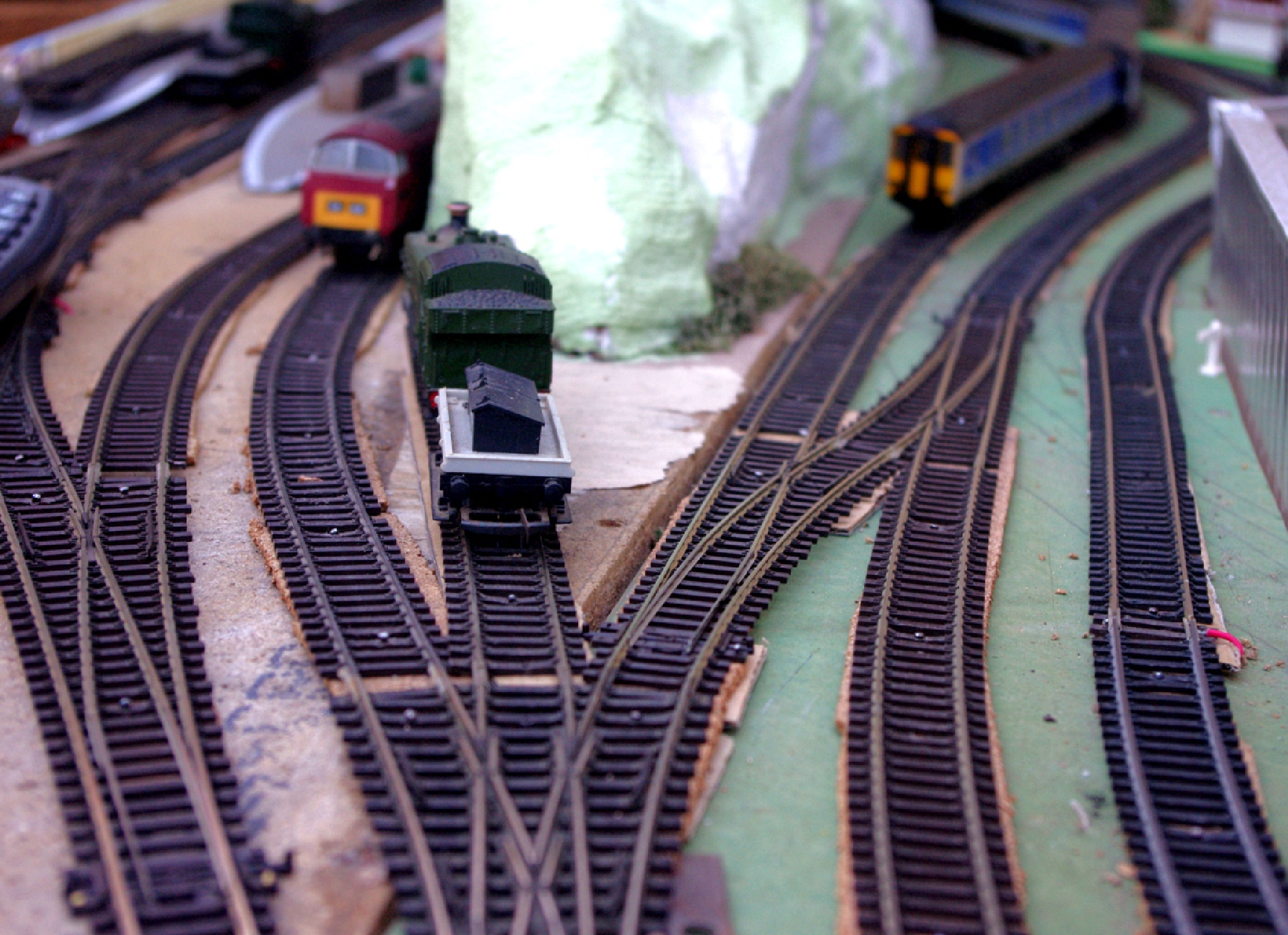 Keeble East Junction 13 November 2015 by Owen Smithers