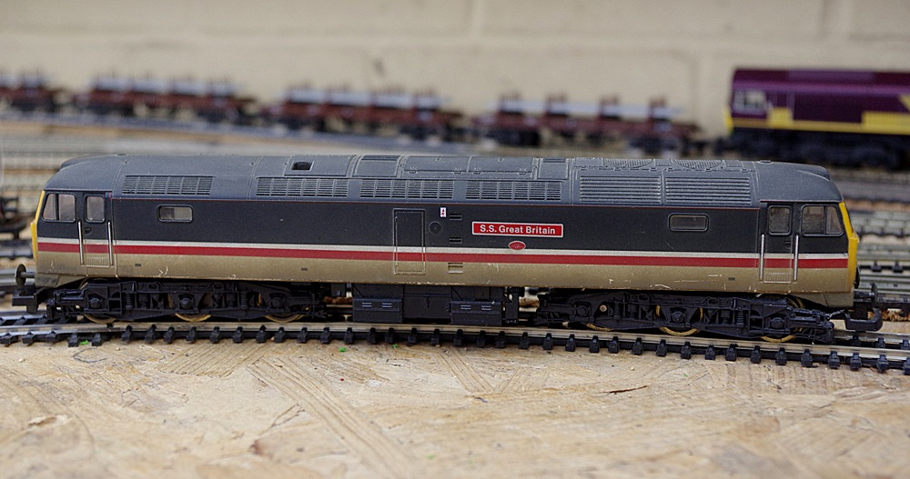 Model Railway Lima Class 47 'SS Great Britain' 1 Weathered.jpg by Owen Smithers