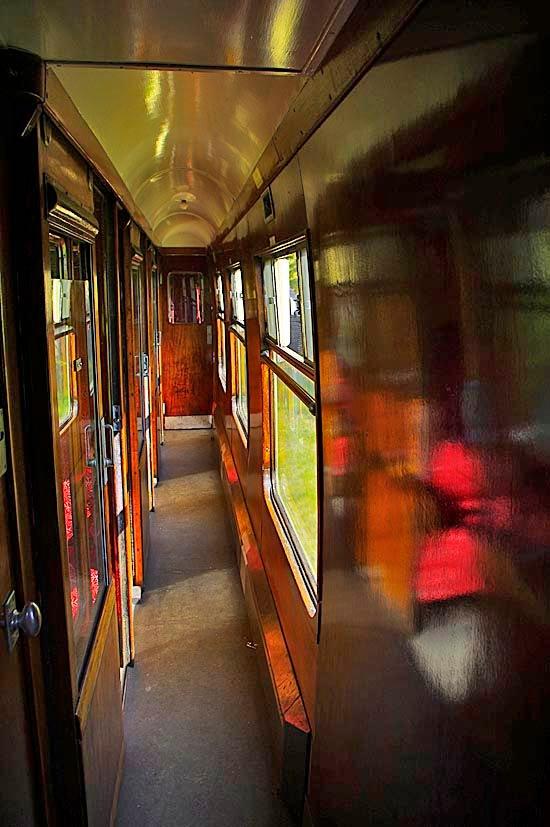 Loughborough Mark 1 Corridor Coach 04 June 2017 by Owen Smithers