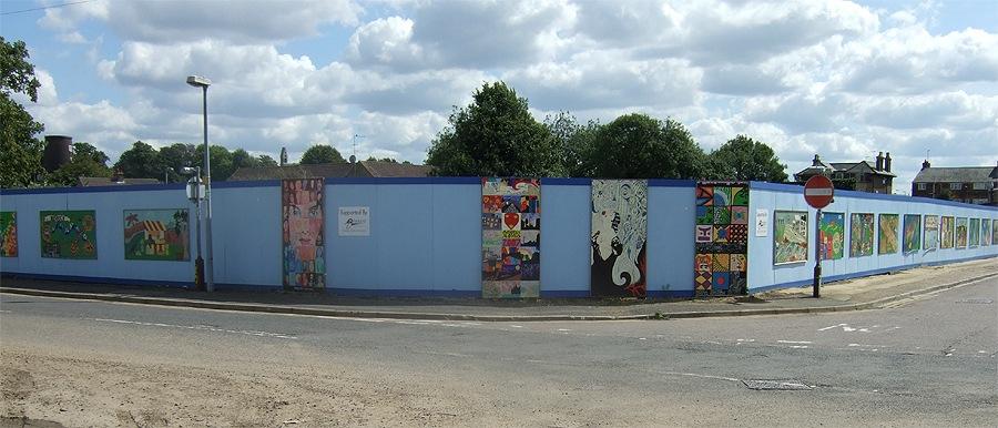 Wisbech Fenland School Art 01b-2007 by Owen Smithers