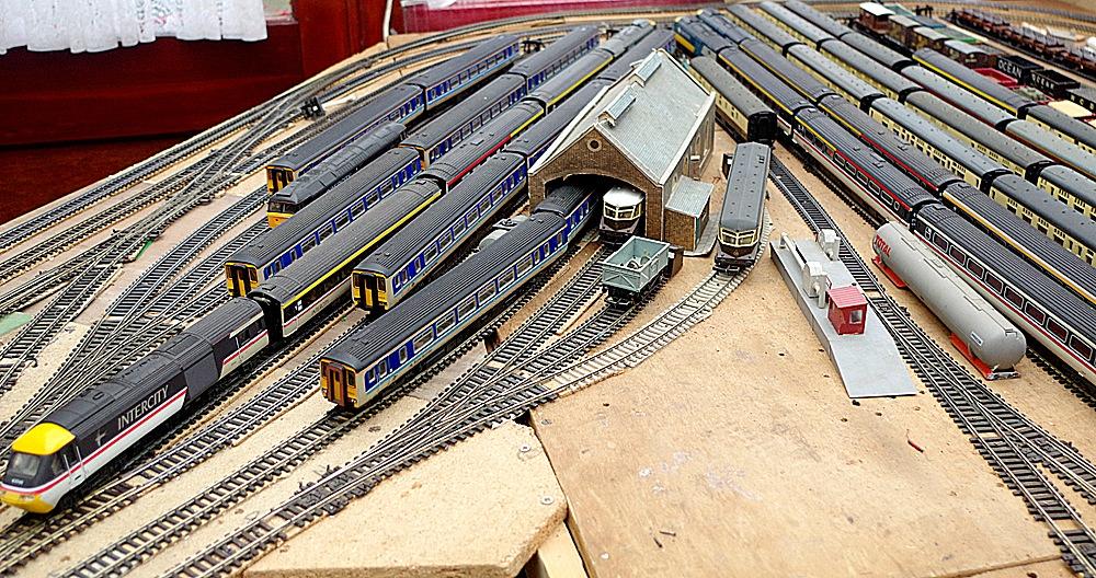 Model Railway Keeble Junc & sidings 10-08 February 2017 .jpg by Owen Smithers