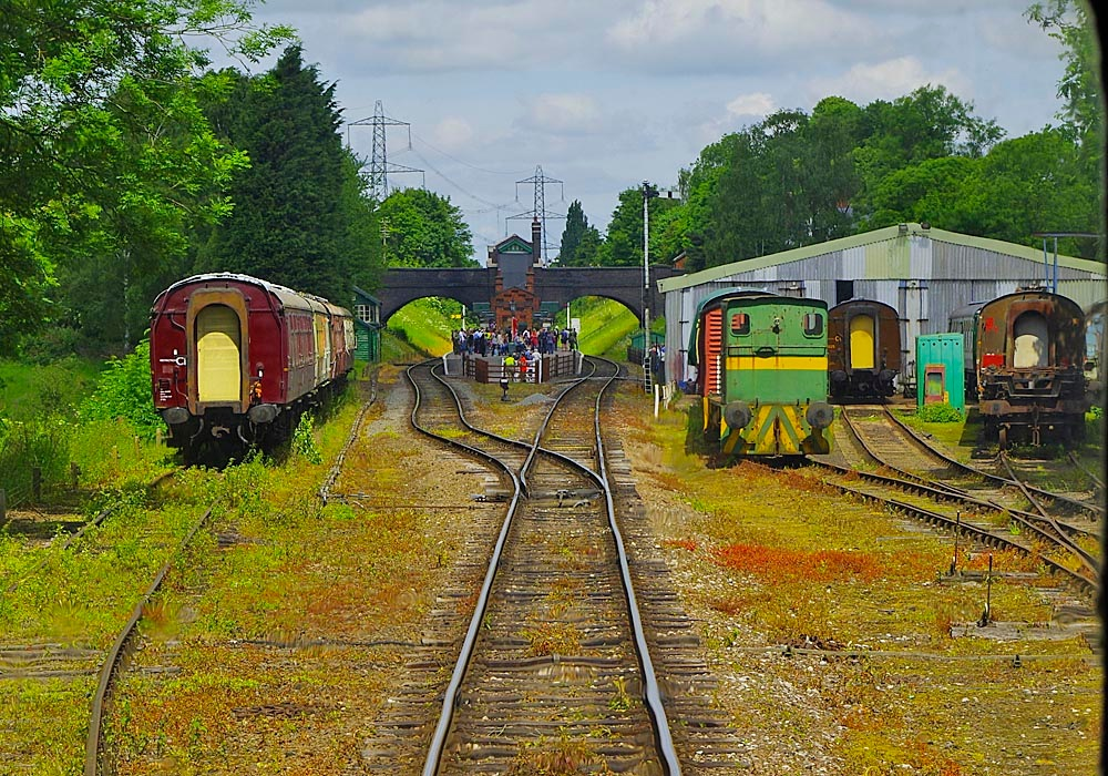 Rothley DMU Shunt 01a-03 June 2017 by Owen Smithers