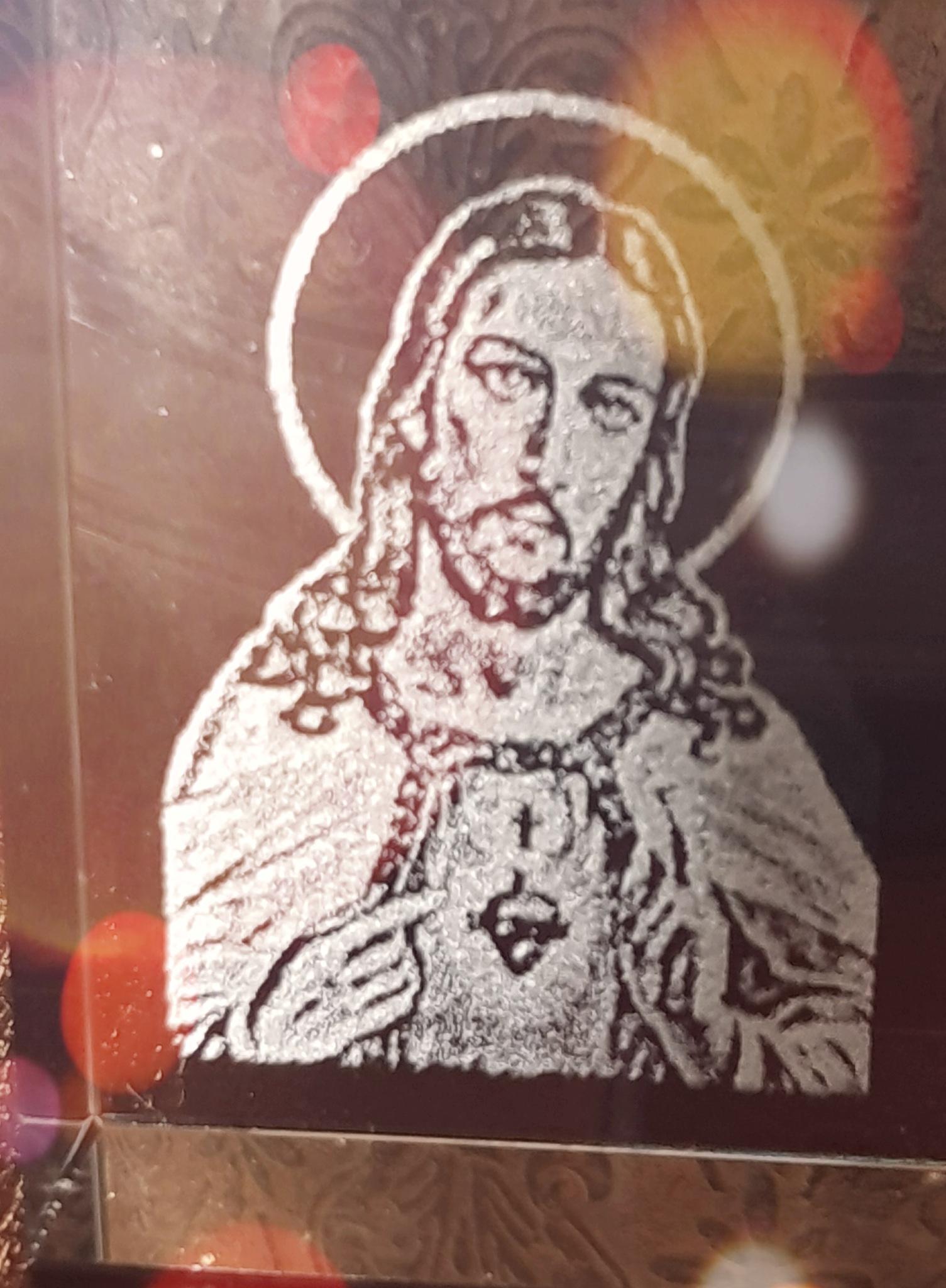 Jesus by Michael De St Pern