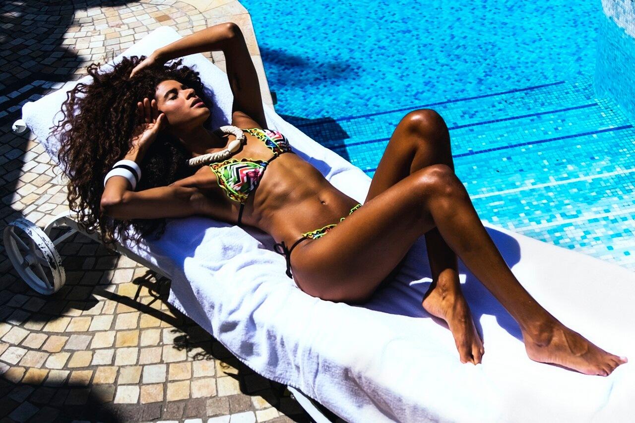 Photo in Fashion #photo #piscina #modell #leonardo