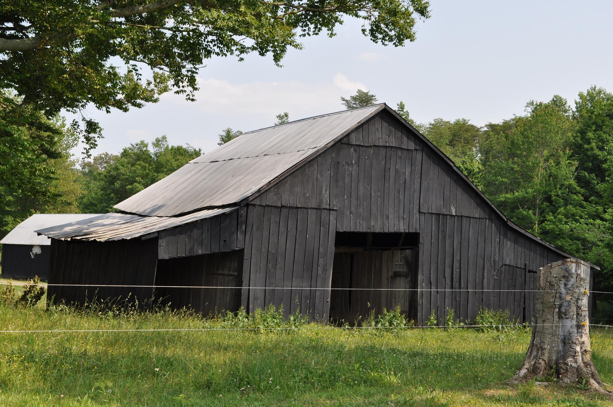 Kentucky Barn by tammy.palmer